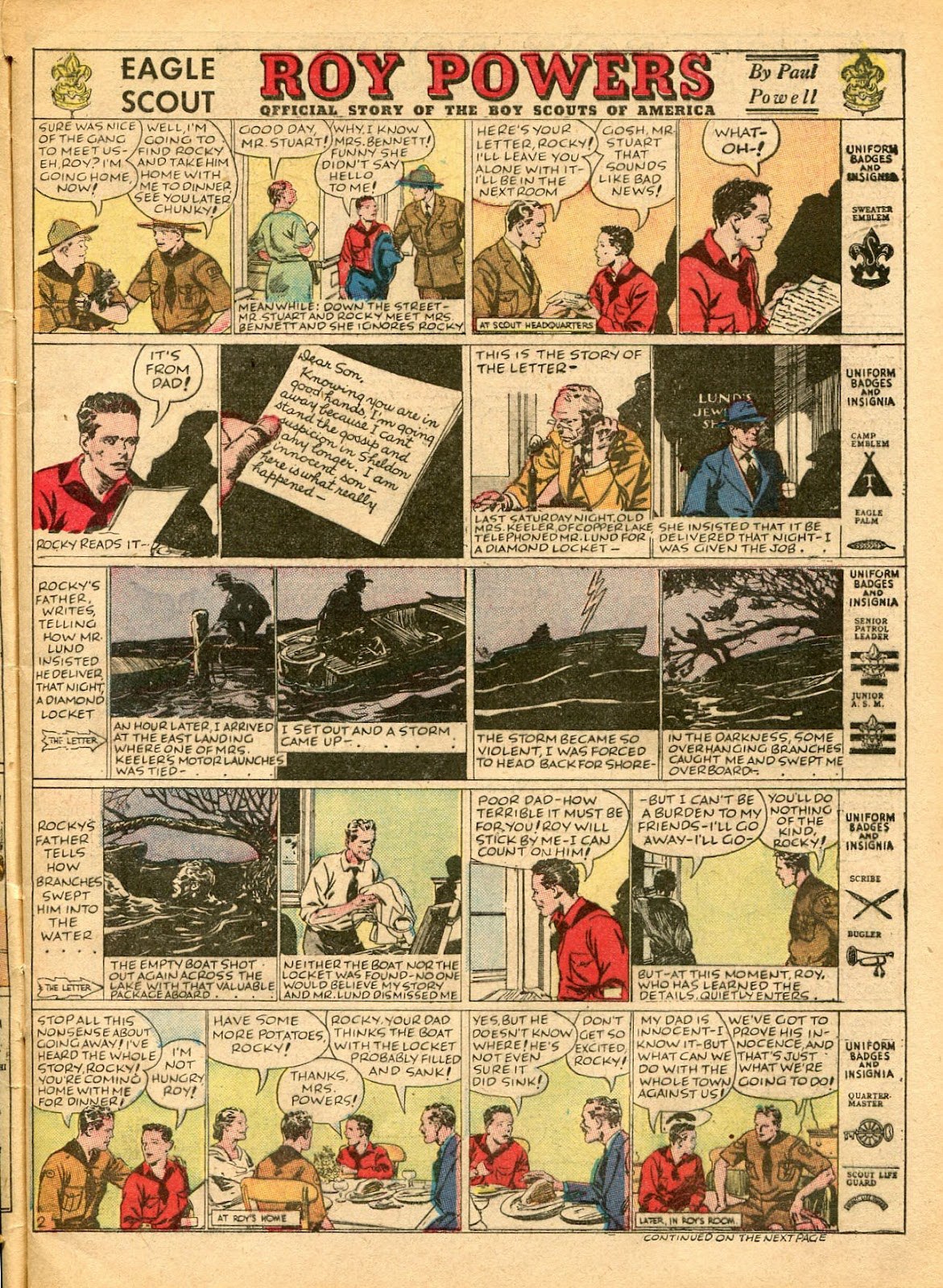 Read online Famous Funnies comic -  Issue #42 - 6