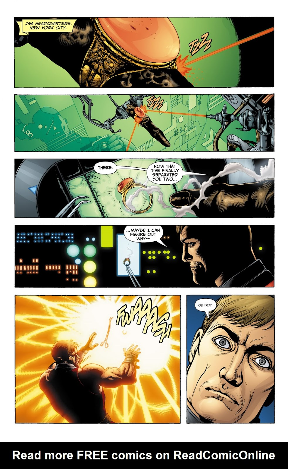 Black Adam: The Dark Age issue 5 - Page 8