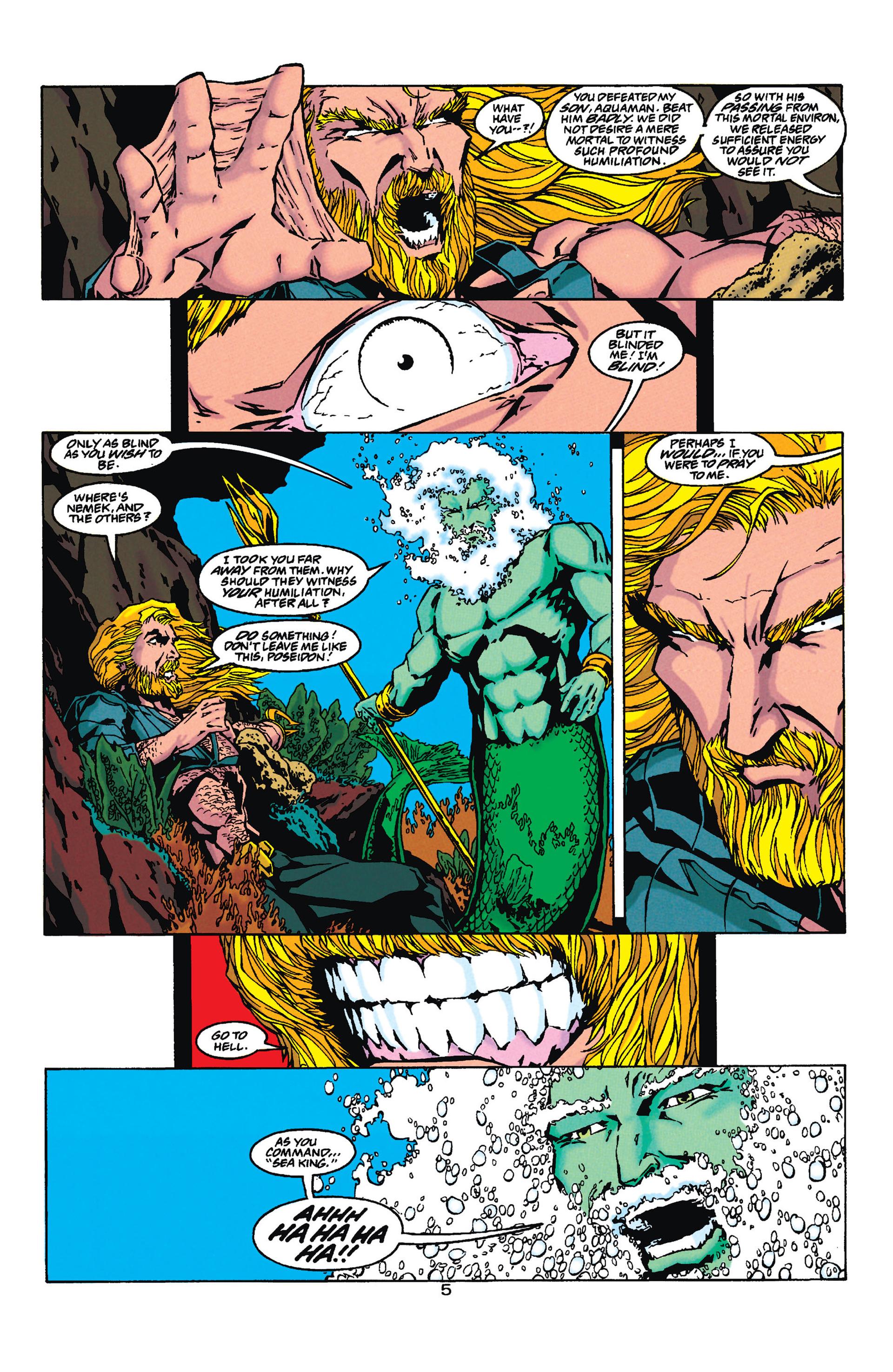 Read online Aquaman (1994) comic -  Issue #35 - 5