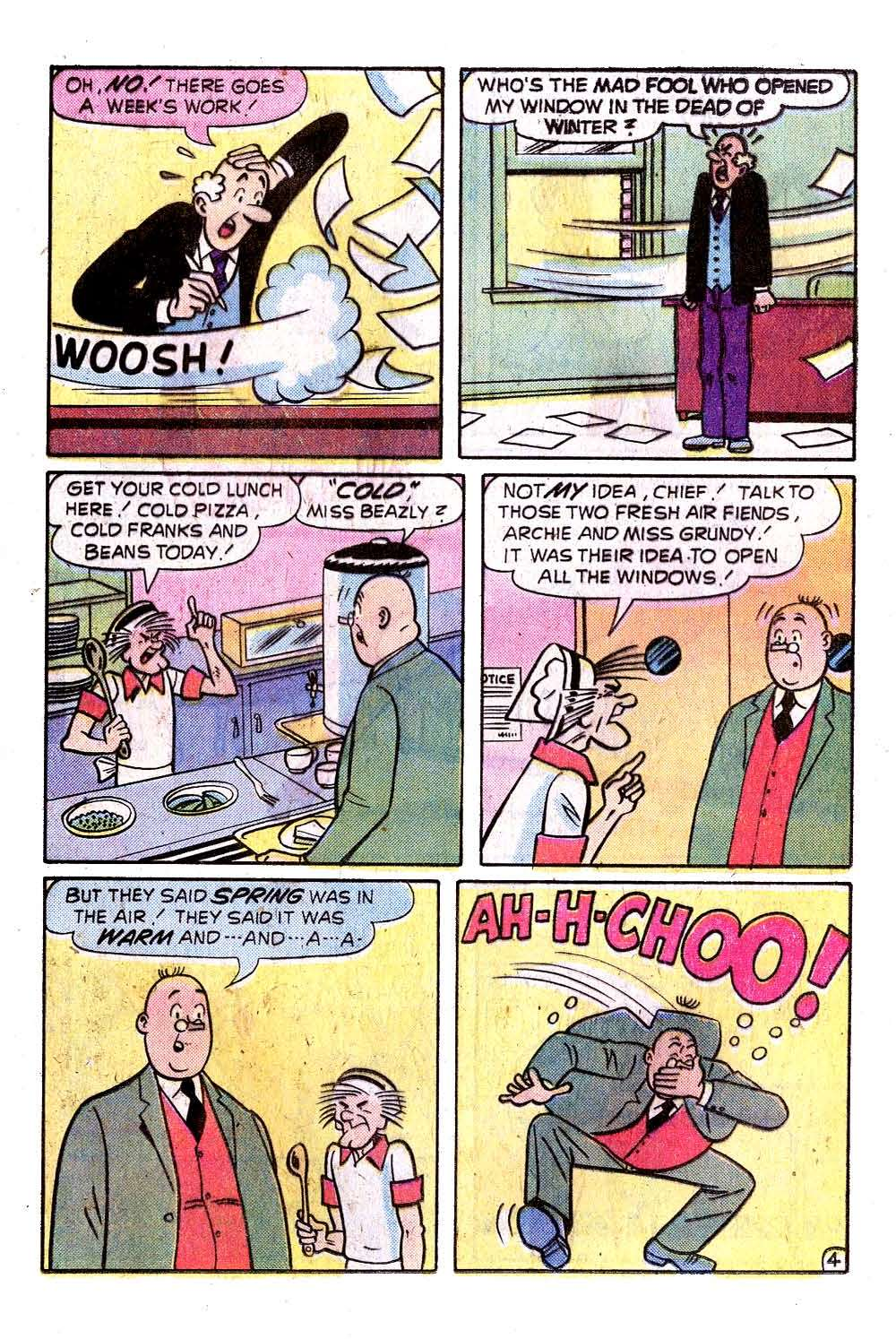 Read online Archie (1960) comic -  Issue #245 - 17
