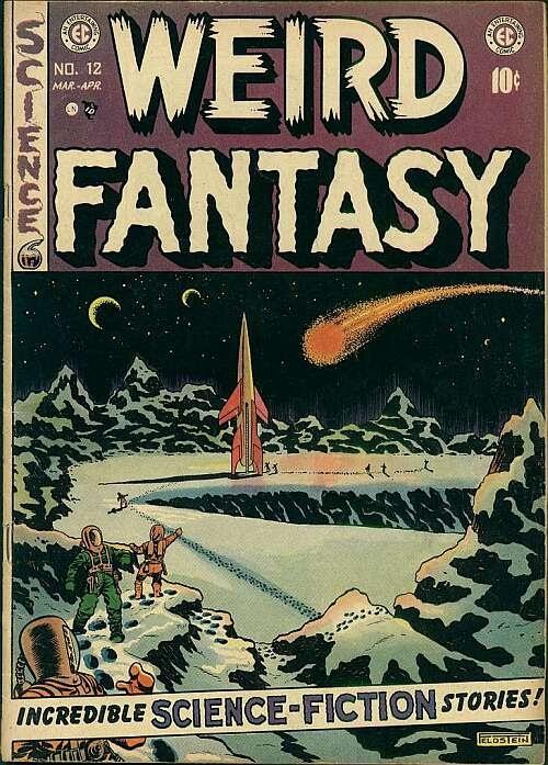 Weird Fantasy (1951) issue 12 - Page 2