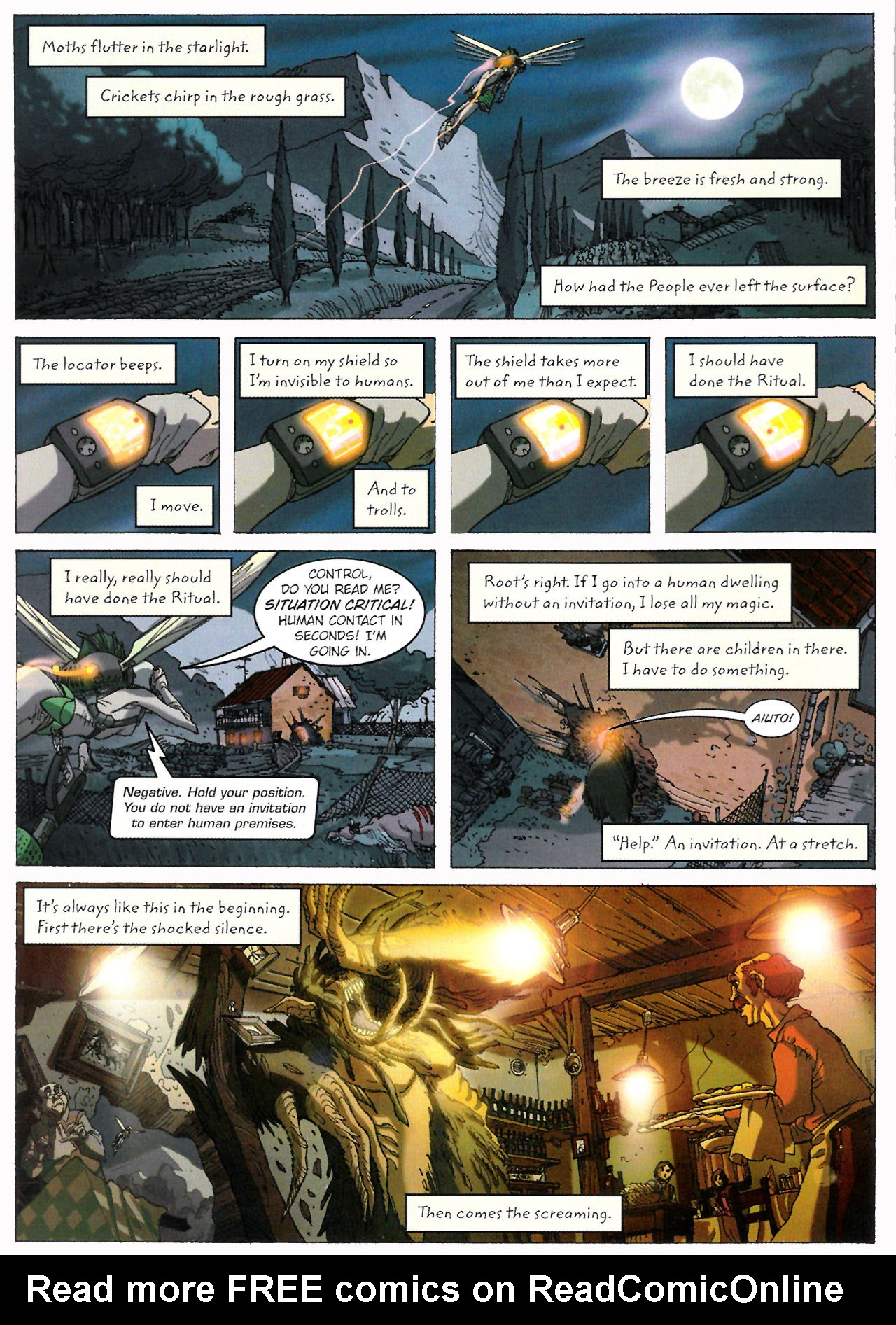 Read online Artemis Fowl: The Graphic Novel comic -  Issue #Artemis Fowl: The Graphic Novel Full - 27