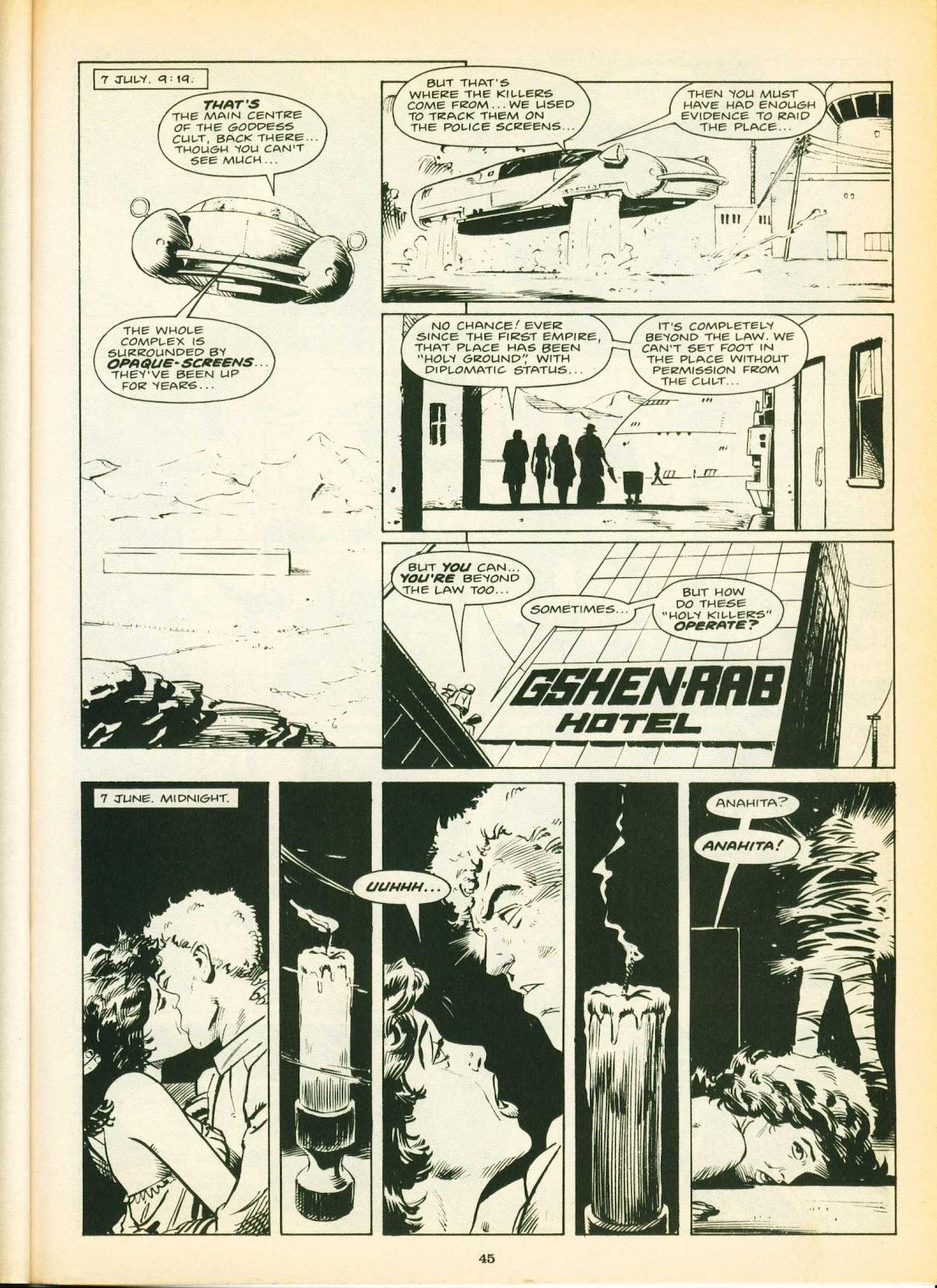Warrior Issue #15 #16 - English 45