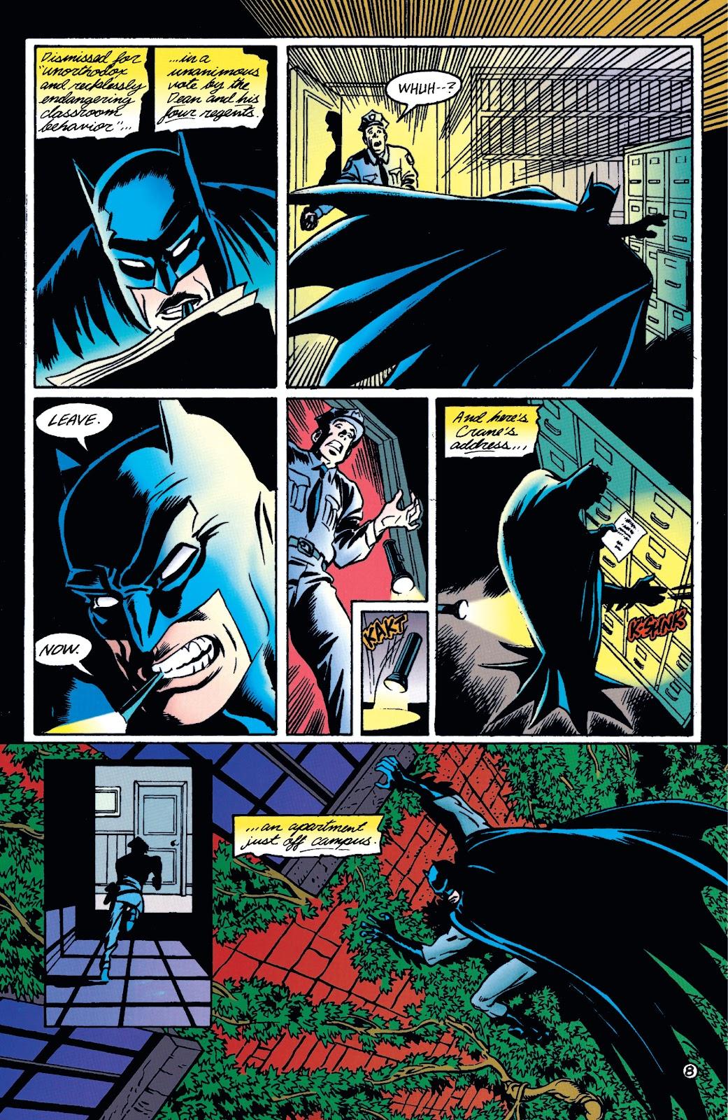 Read online Batman Arkham: Scarecrow comic -  Issue # TPB (Part 2) - 48