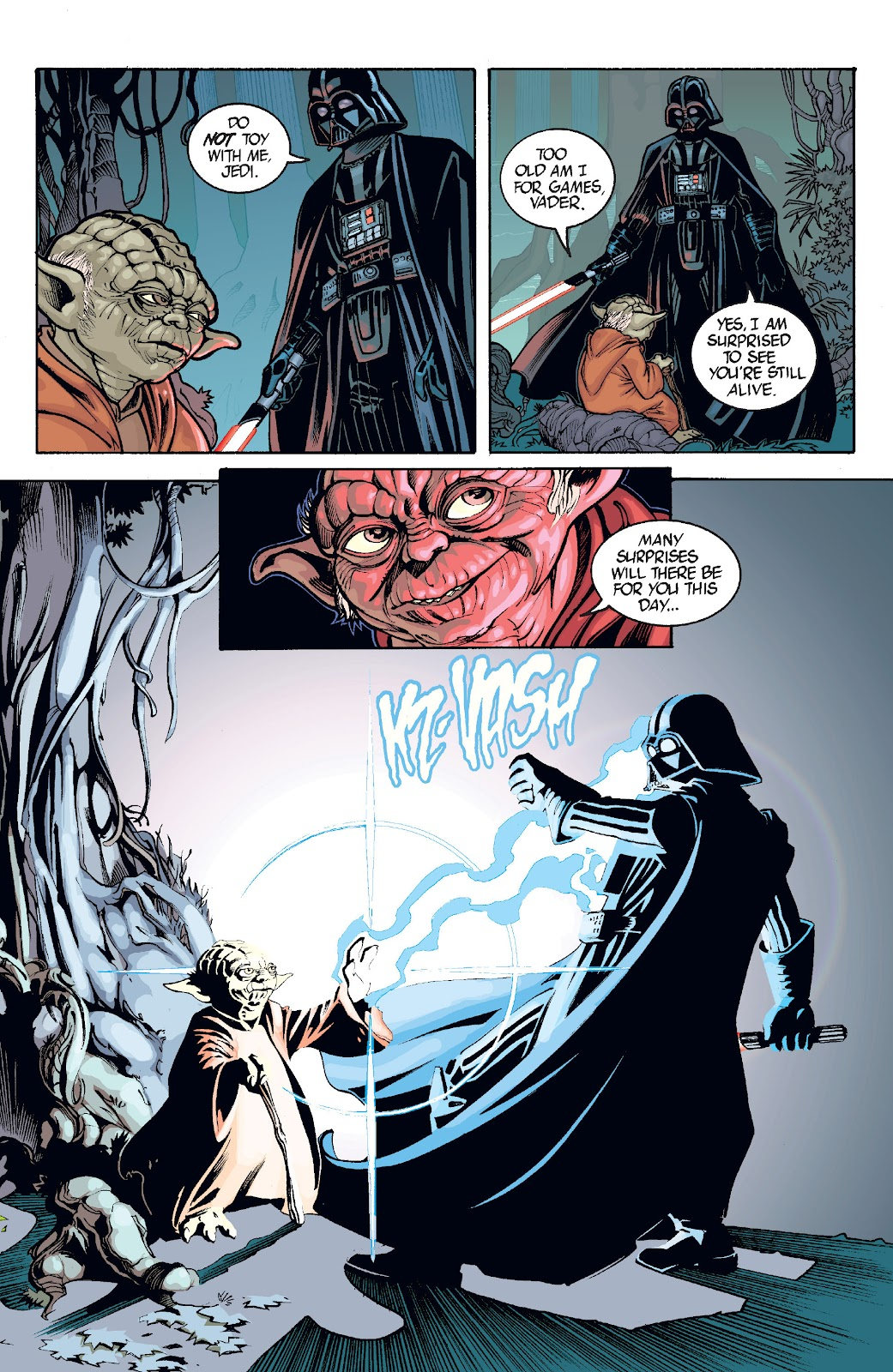 Read online Star Wars Legends: Infinities - Epic Collection comic -  Issue # TPB (Part 2) - 77