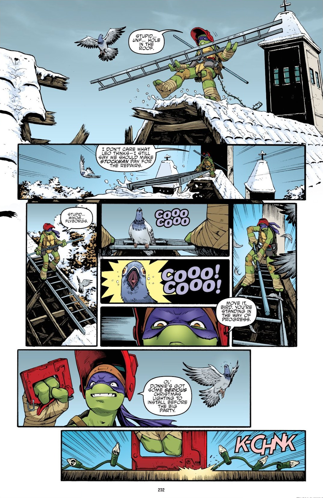 Read online Teenage Mutant Ninja Turtles: The IDW Collection comic -  Issue # TPB 8 (Part 3) - 31