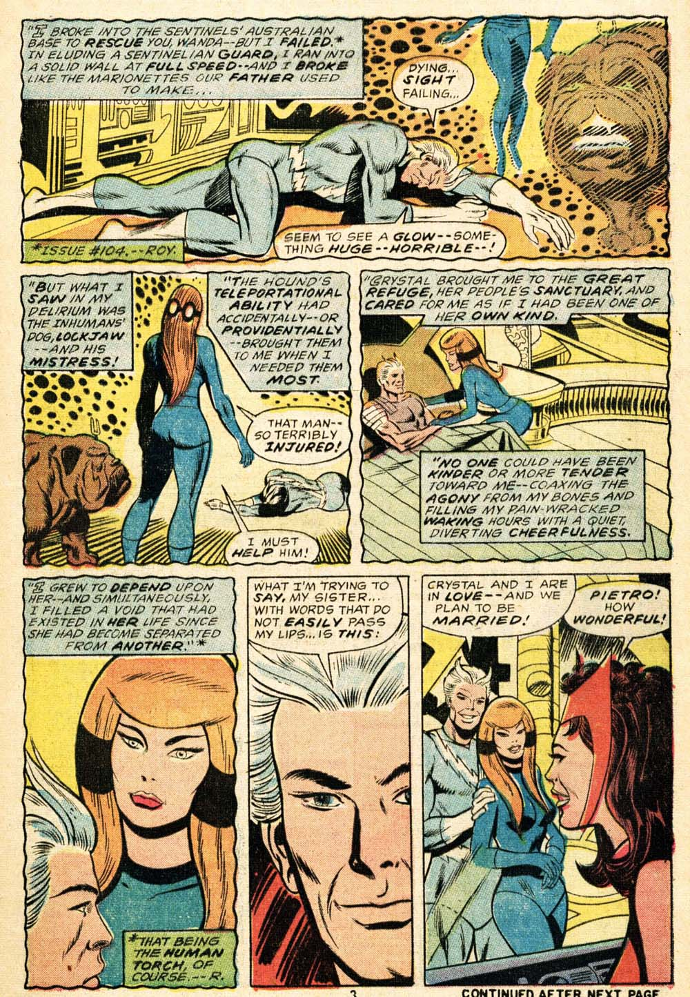The Avengers (1963) 110 Page 3