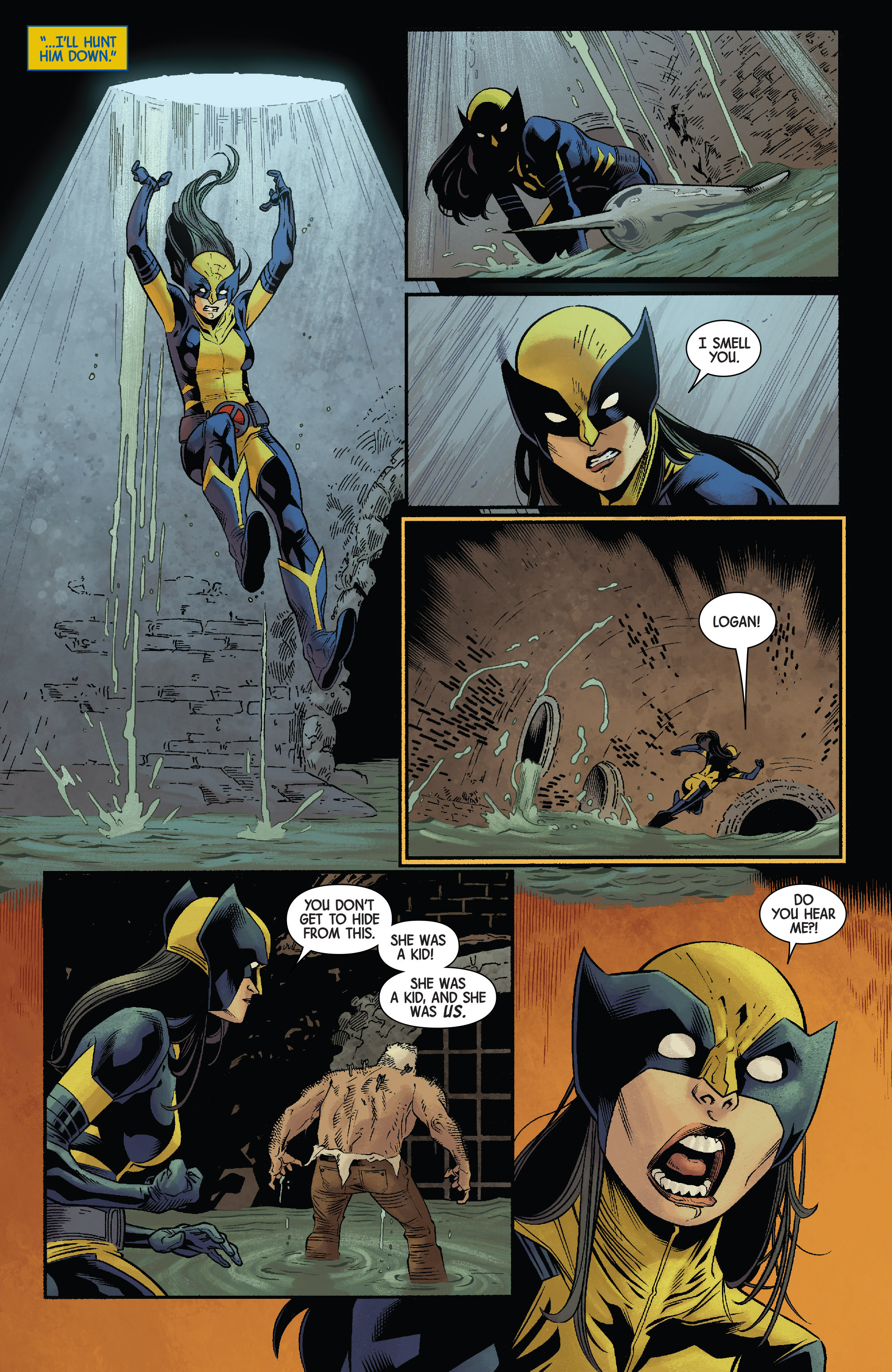 Read online All-New Wolverine (2016) comic -  Issue #12 - 10
