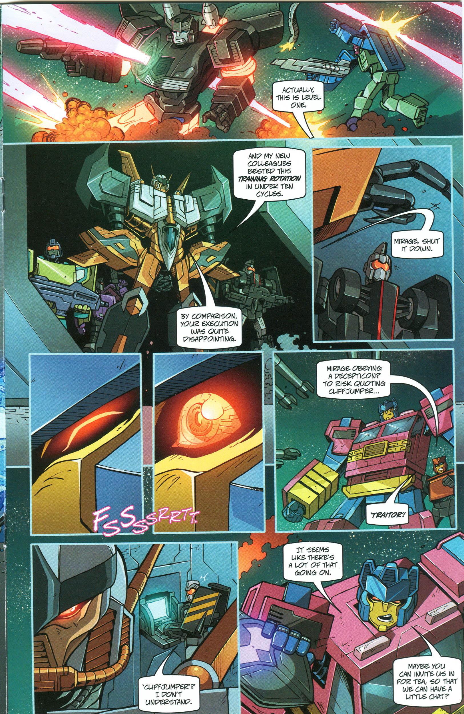 Read online Transformers: Collectors' Club comic -  Issue #46 - 9