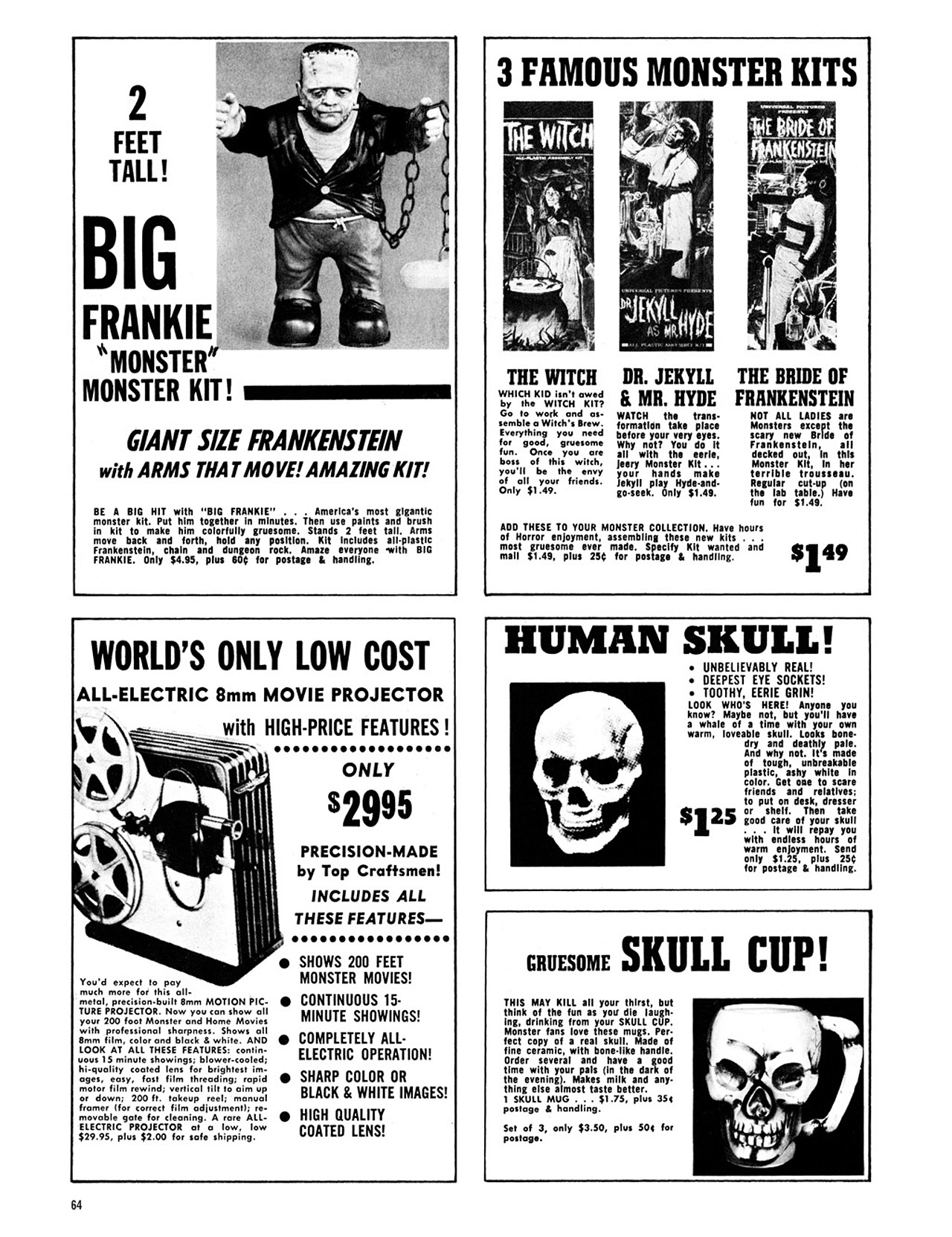 Read online Eerie Archives comic -  Issue # TPB 1 - 65
