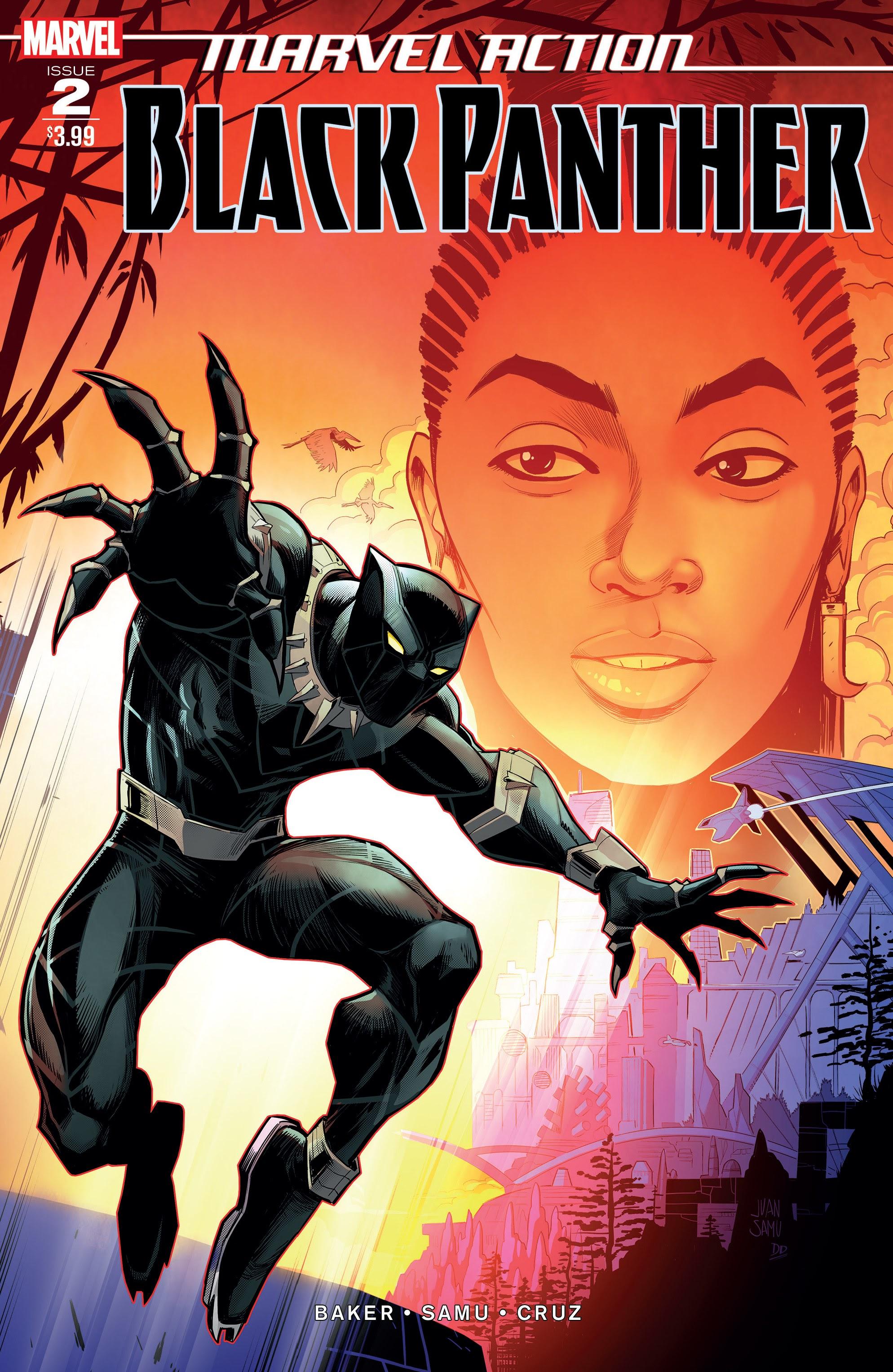 Black Panther (2019) 2 Page 1