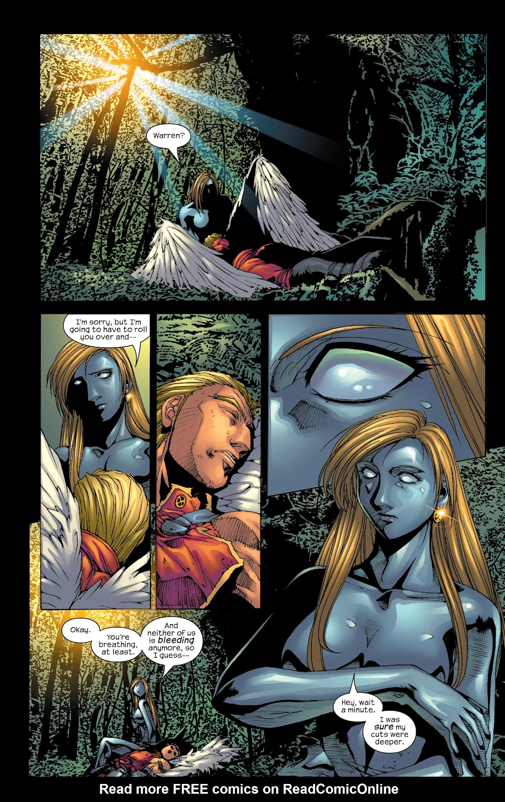 Read online X-Men: Unstoppable comic -  Issue # TPB (Part 3) - 42