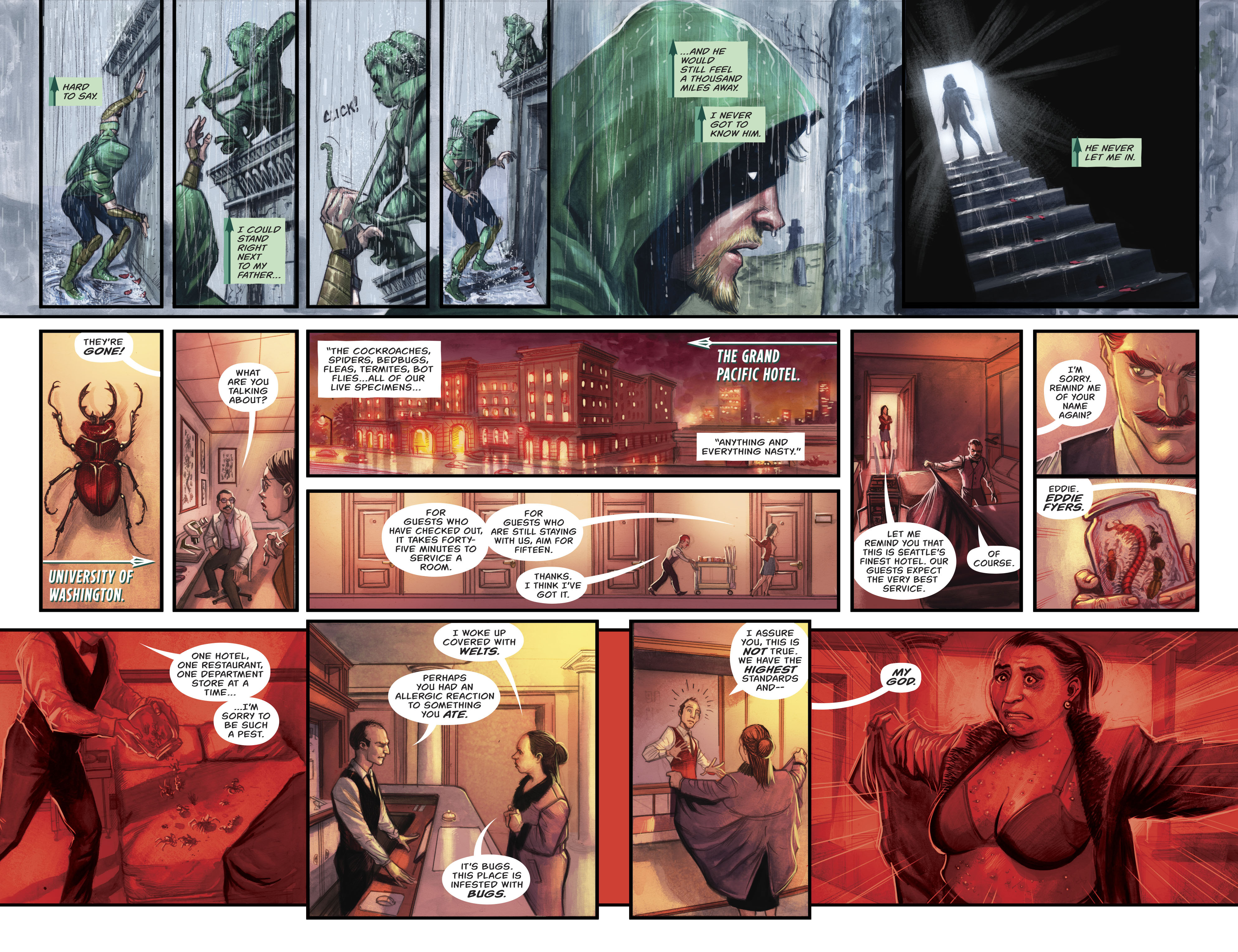 Read online Green Arrow (2016) comic -  Issue #21 - 8