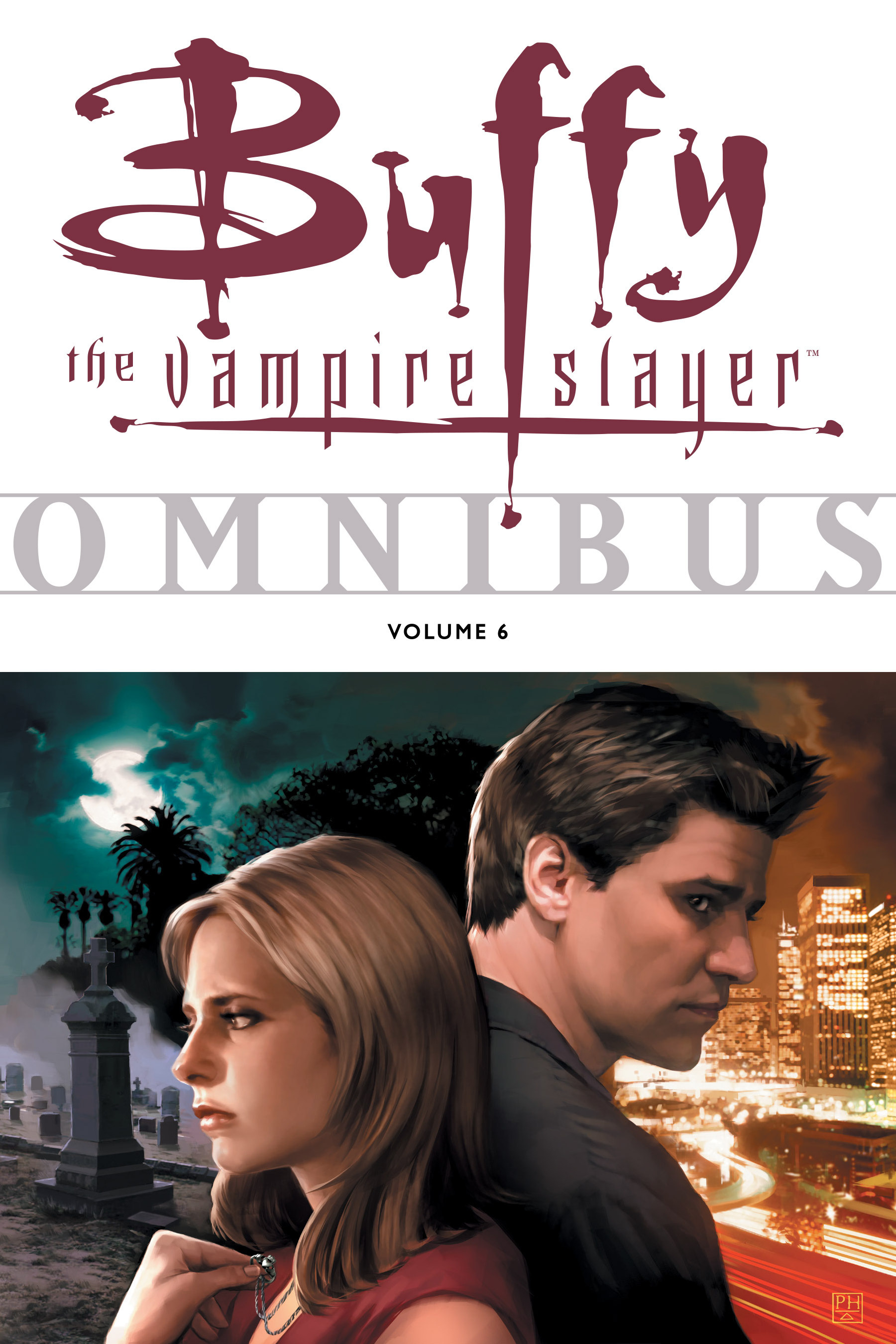 Read online Buffy the Vampire Slayer: Omnibus comic -  Issue # TPB 6 - 1