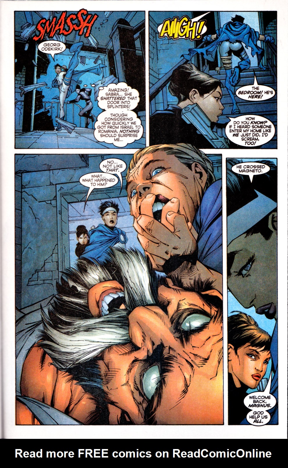 X-Men (1991) 72 Page 20
