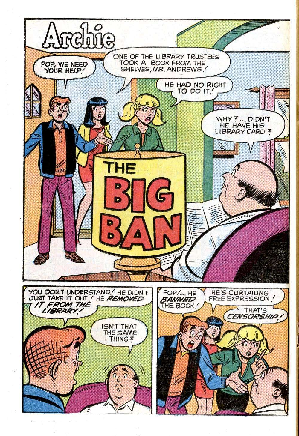 Read online Archie (1960) comic -  Issue #205 - 20
