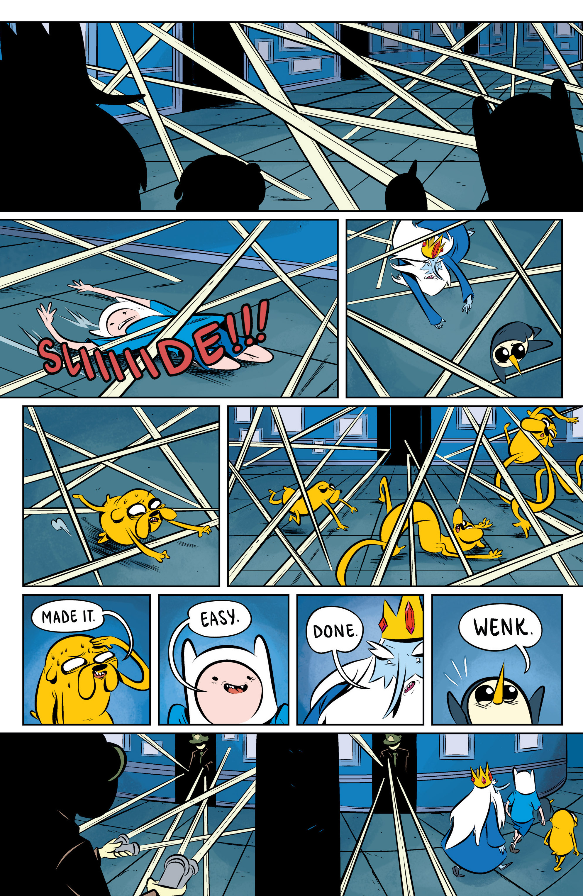 Read online Adventure Time: The Flip Side comic -  Issue #2 - 18