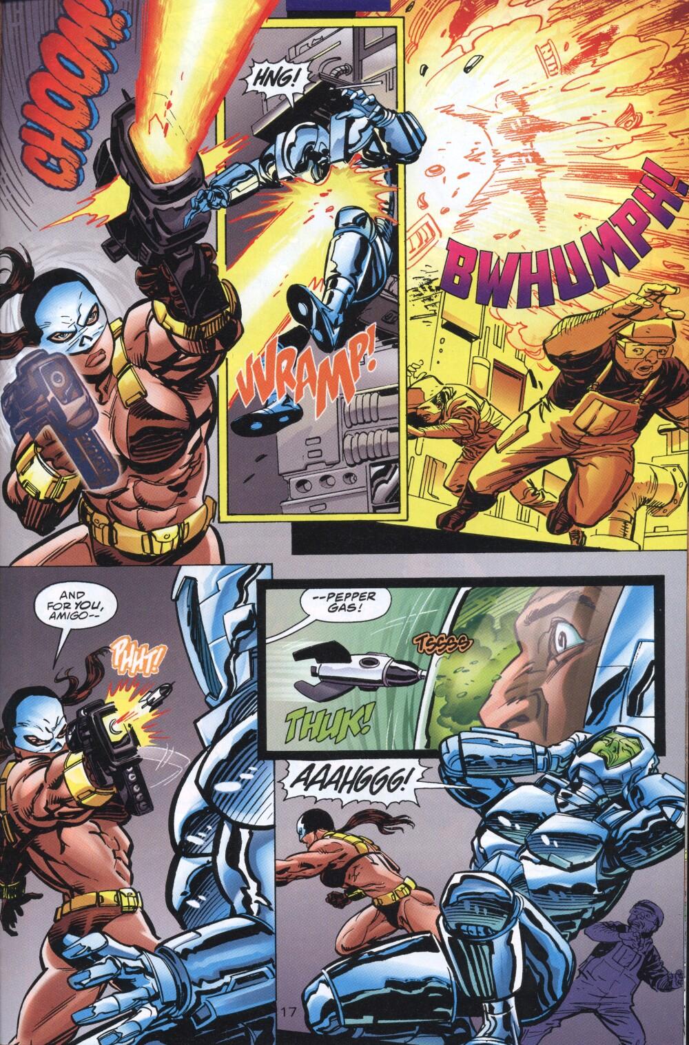Action Comics (1938) 718 Page 18
