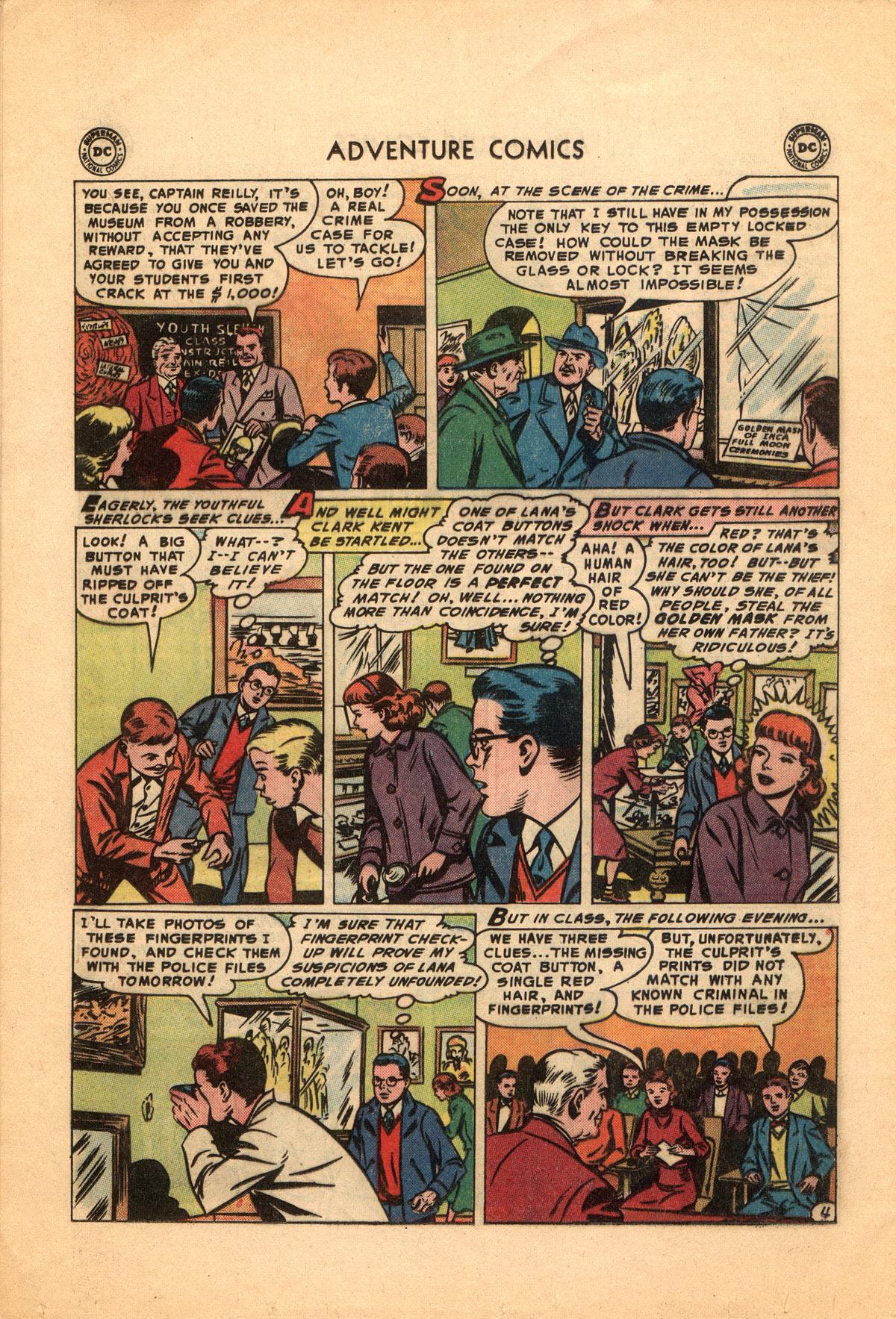 Read online Adventure Comics (1938) comic -  Issue #332 - 28