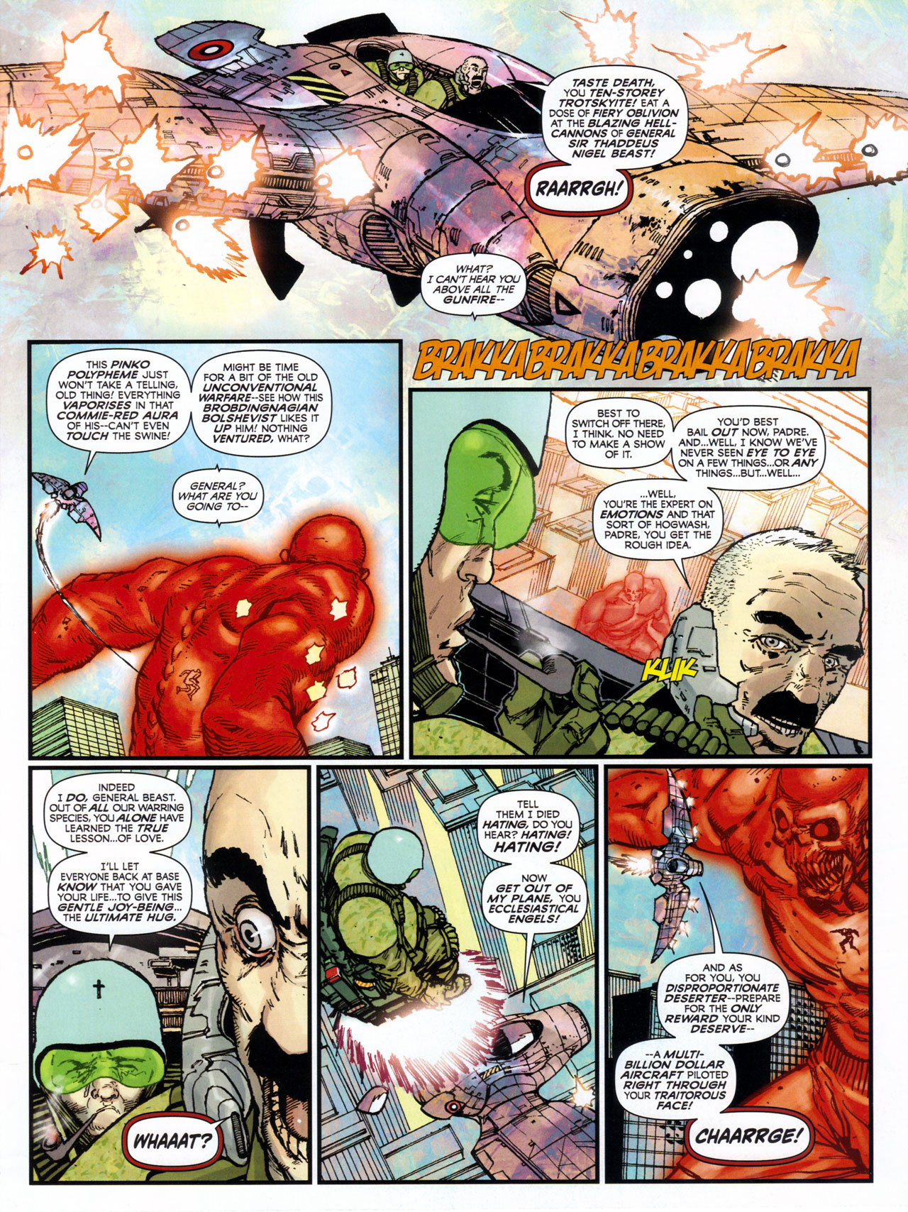 Read online 2000 AD comic -  Issue #1746 - 133
