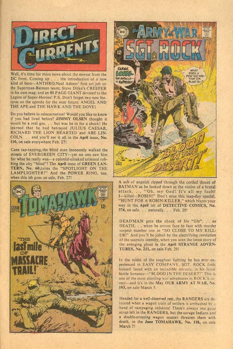 Read online Adventure Comics (1938) comic -  Issue #367 - 26