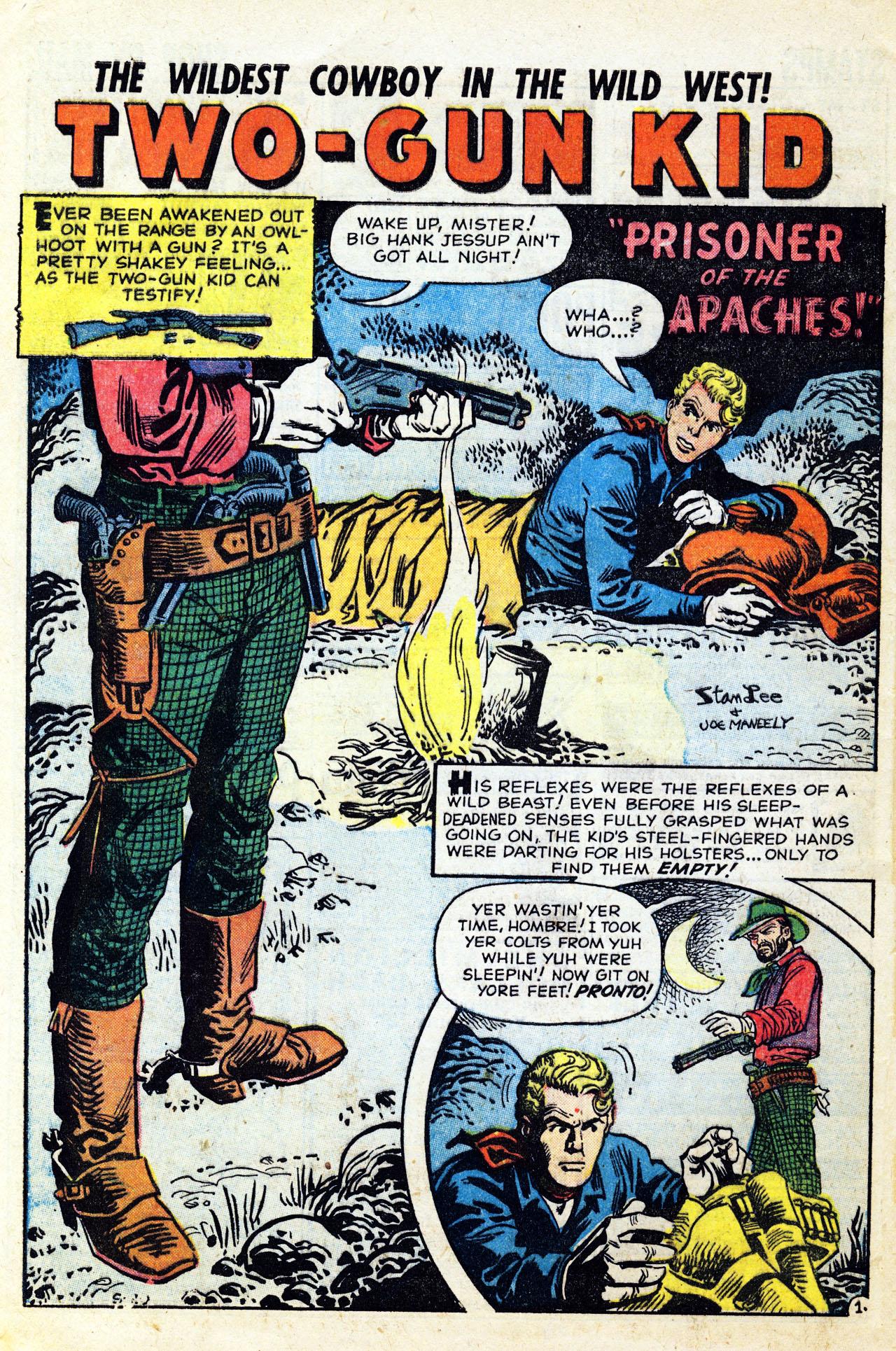 Read online Two-Gun Kid comic -  Issue #43 - 28