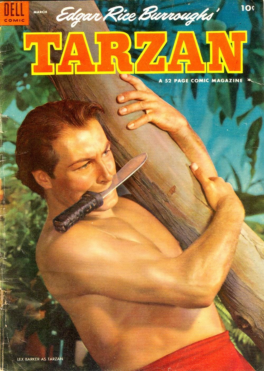 Tarzan (1948) issue 54 - Page 1