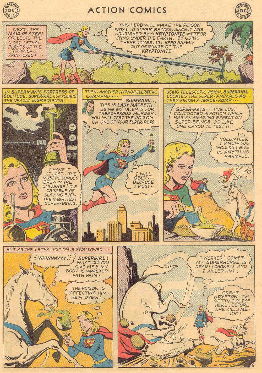 Read online Action Comics (1938) comic -  Issue #323 - 23