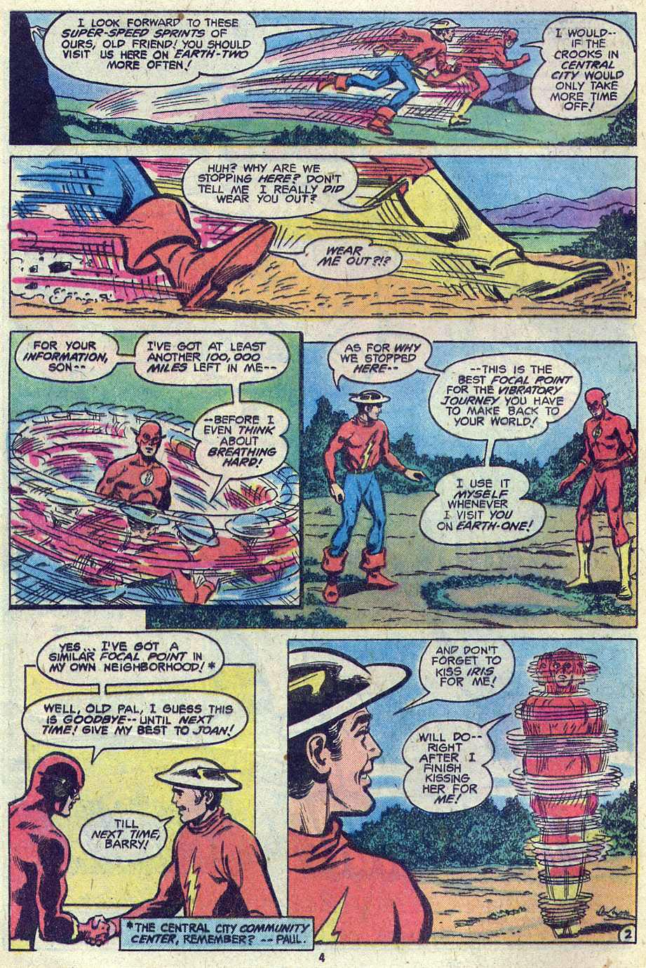 Read online Adventure Comics (1938) comic -  Issue #460 - 4