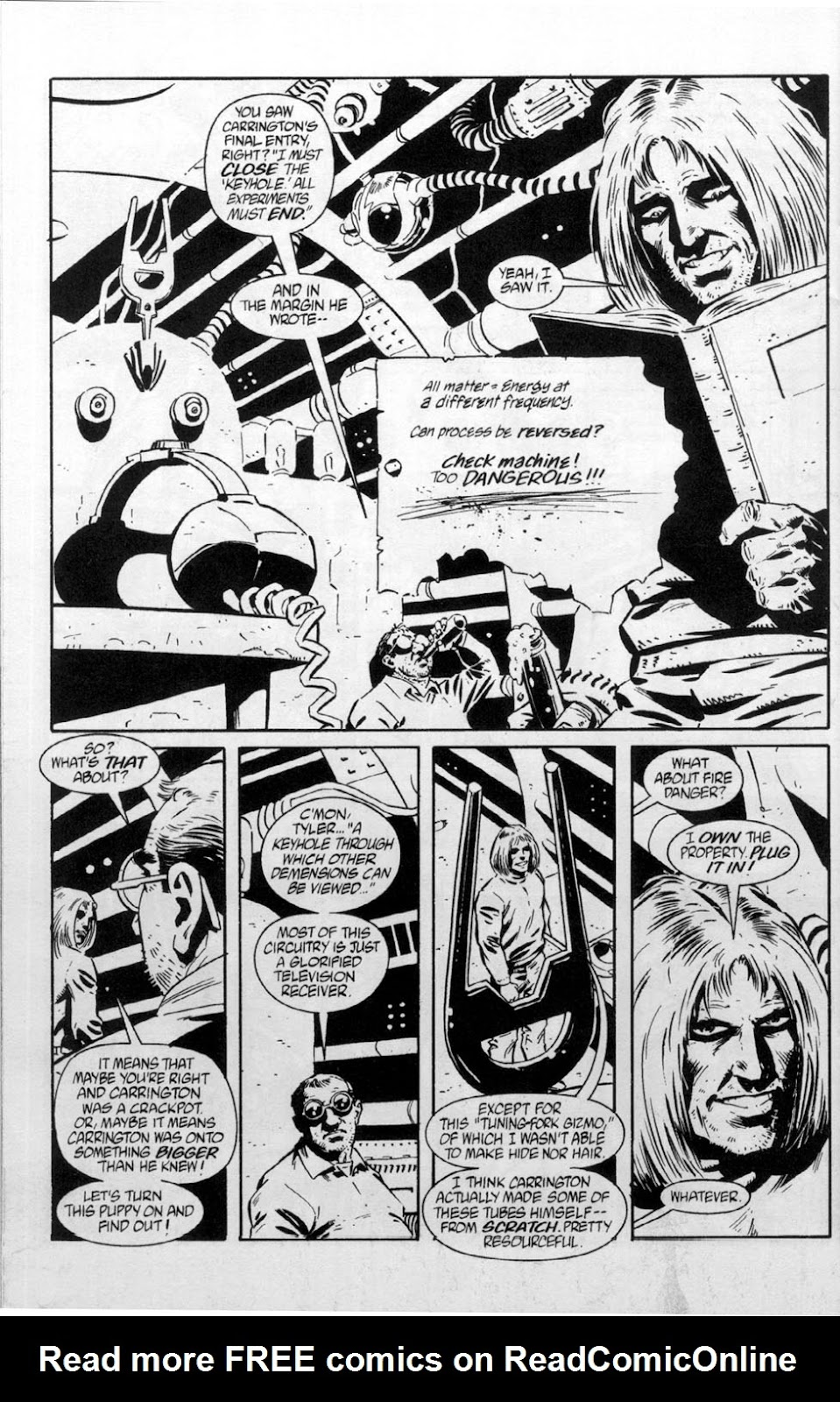 Dark Horse Presents (1986) Issue #142 #147 - English 22