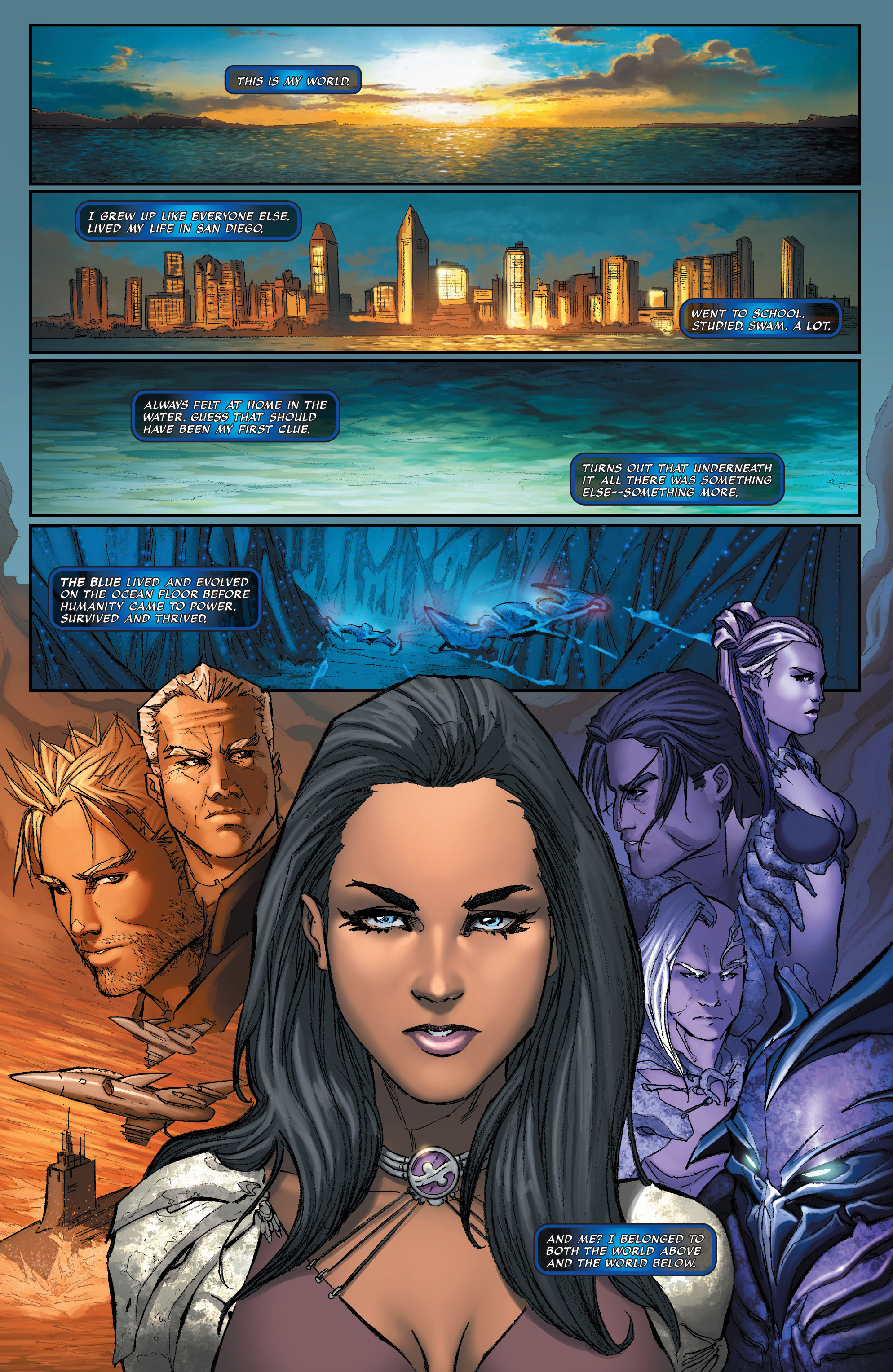 Read online Aspen Universe: Revelations comic -  Issue #3 - 5