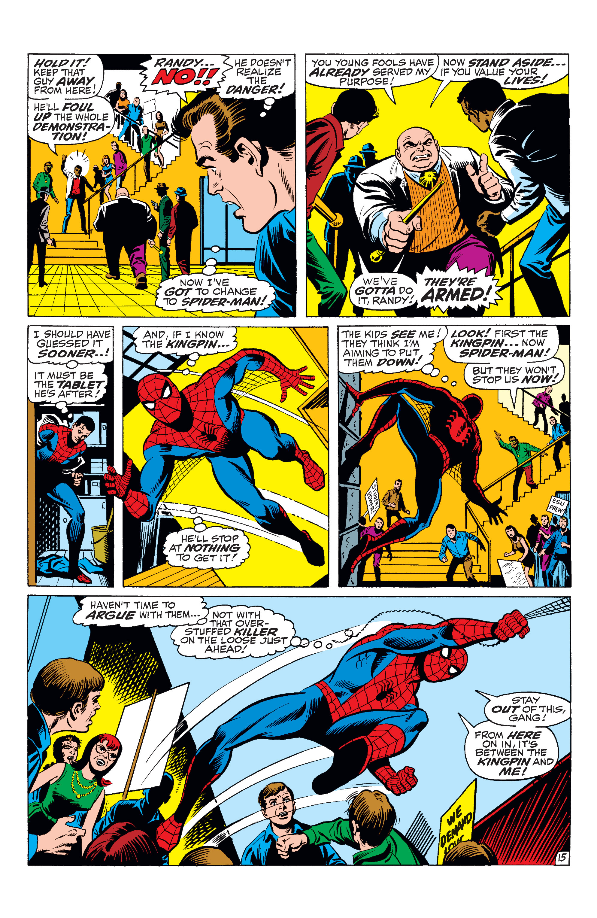 The Amazing Spider-Man (1963) 68 Page 15