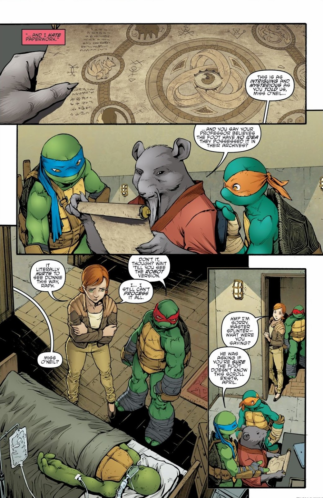 Read online Teenage Mutant Ninja Turtles: The IDW Collection comic -  Issue # TPB 6 (Part 2) - 80