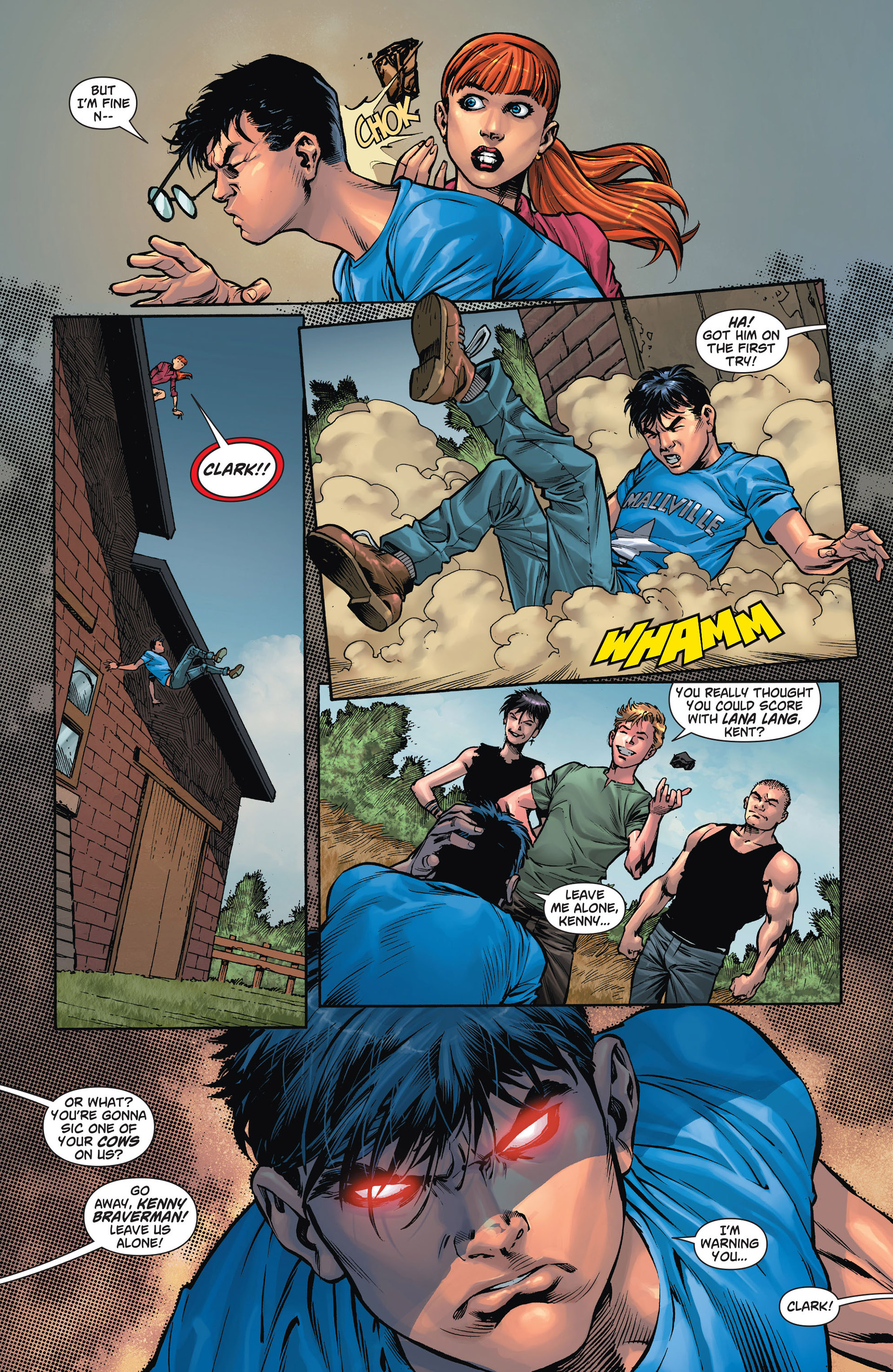 Read online Action Comics (2011) comic -  Issue #24 - 17