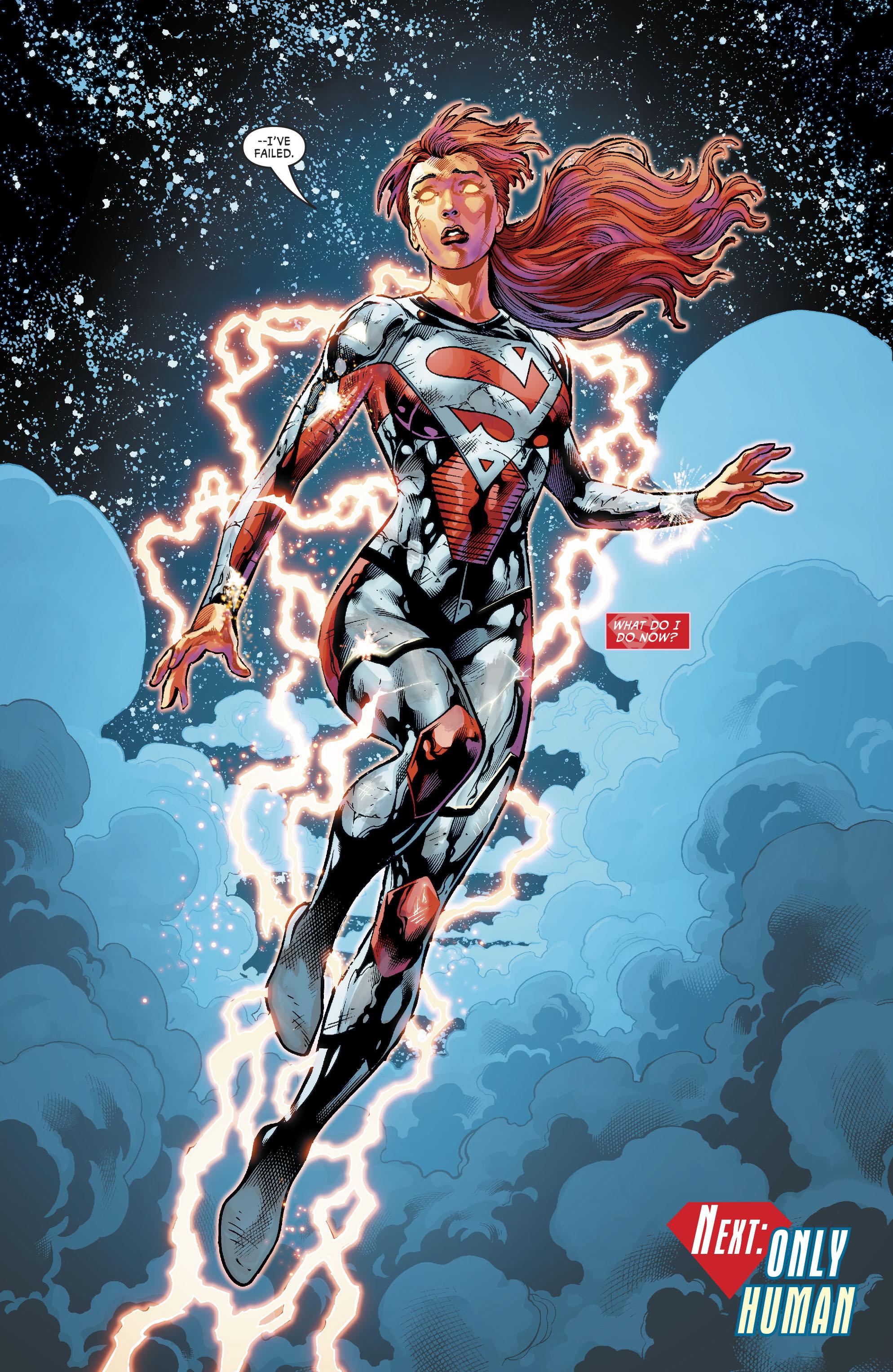 Read online Superwoman comic -  Issue #11 - 21