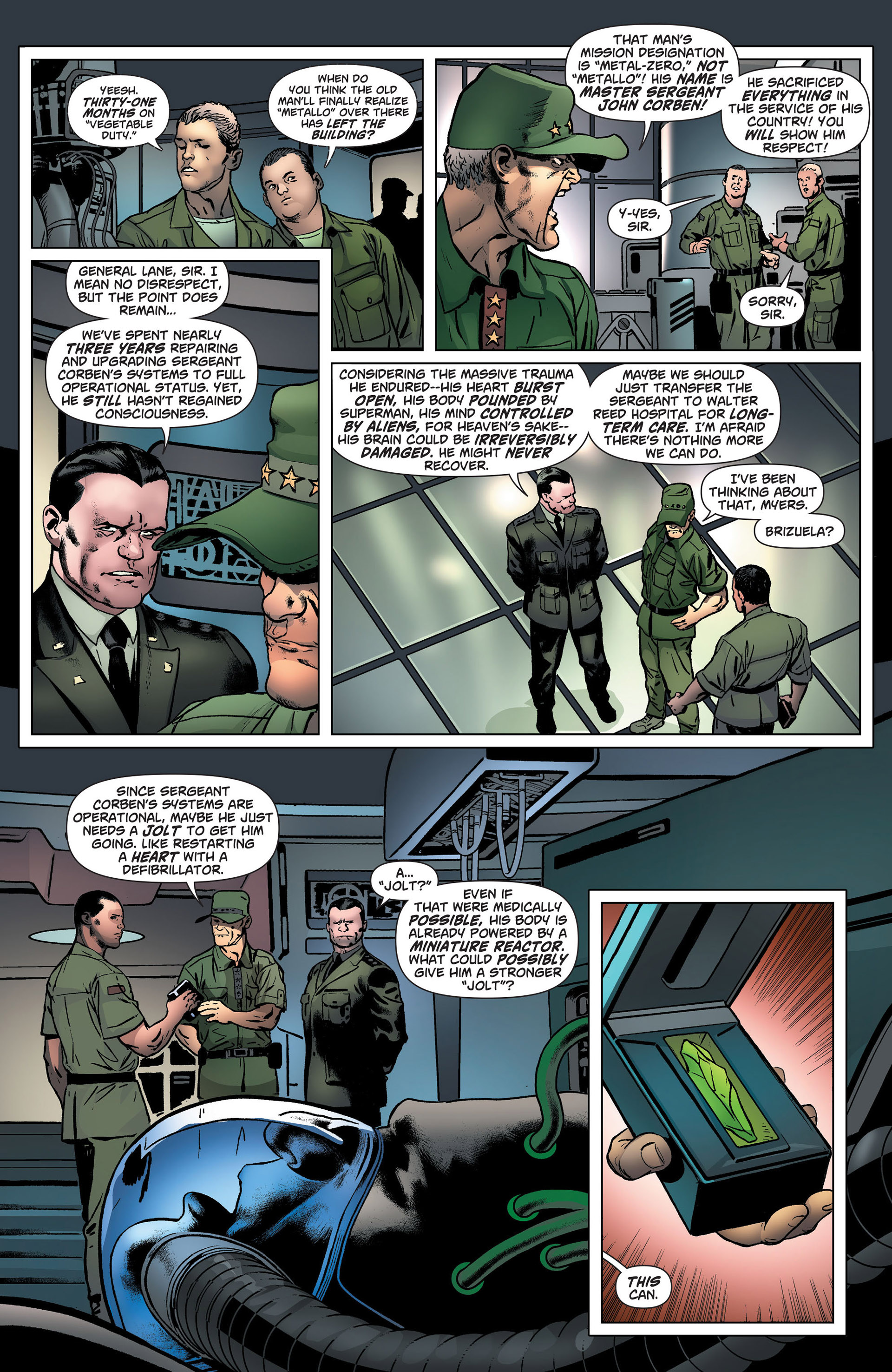 Read online Action Comics (2011) comic -  Issue #23.4 - 4