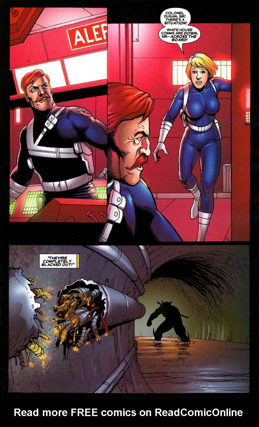 Read online Wolverine: Origins comic -  Issue #1 - 7
