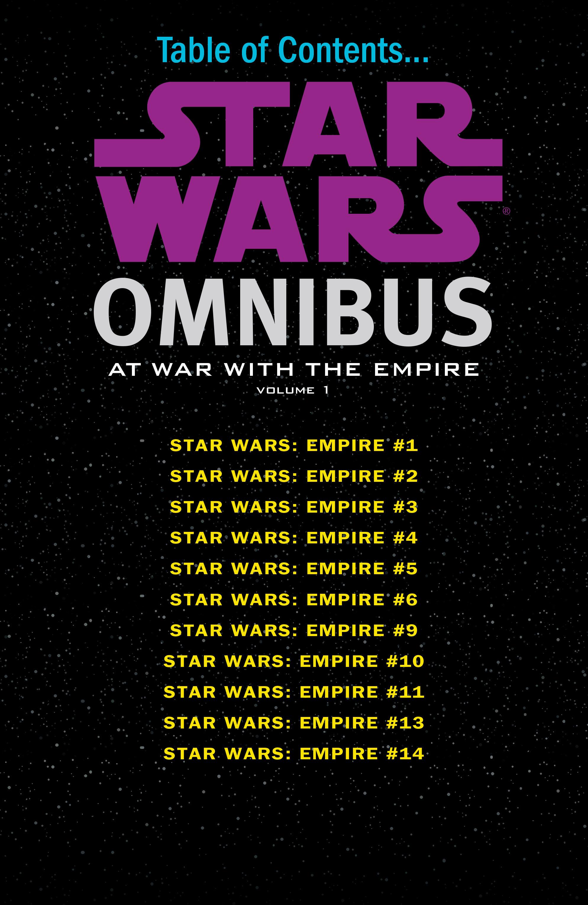 Read online Star Wars Omnibus comic -  Issue # Vol. 17 - 3