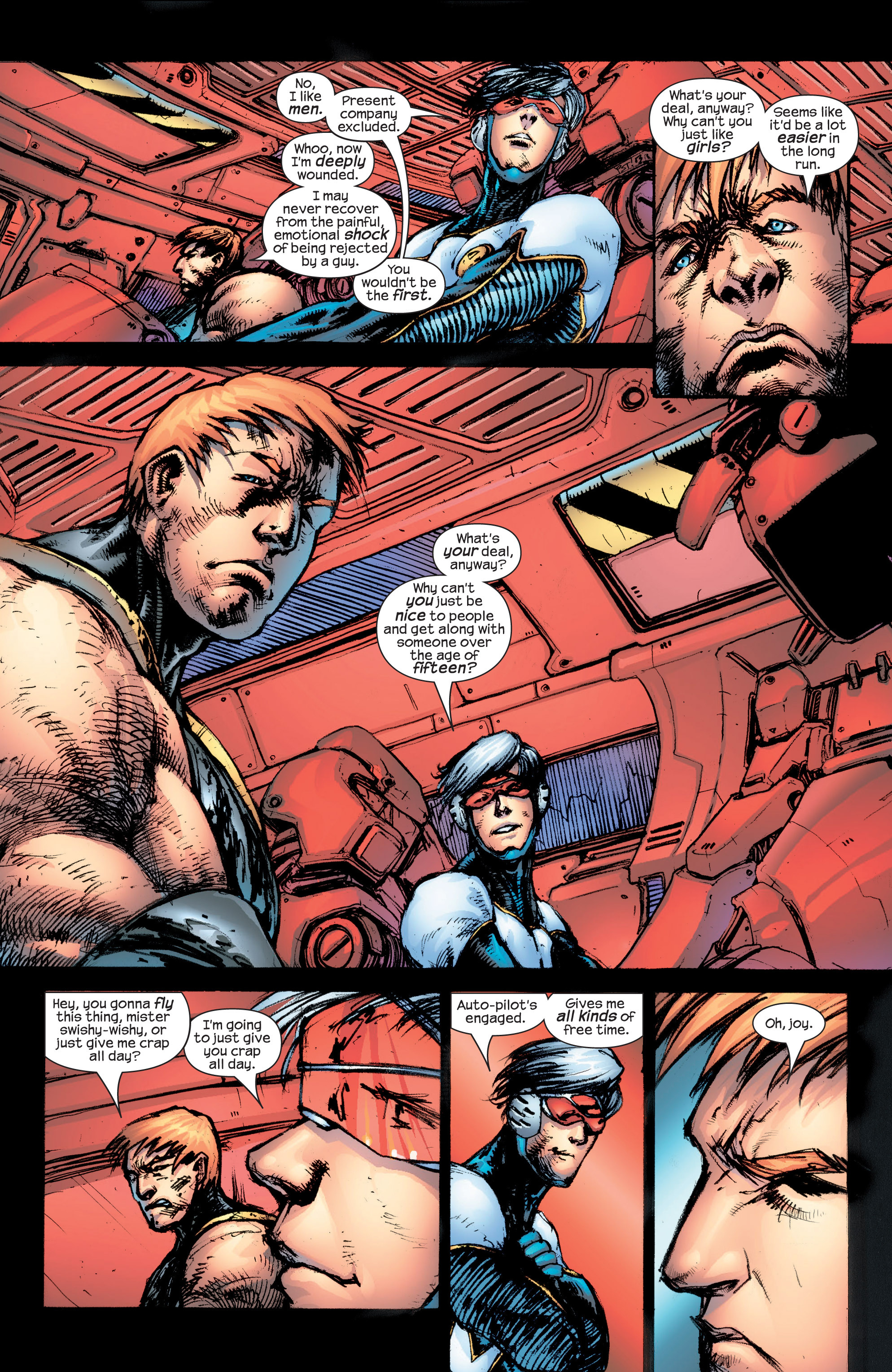 Read online Uncanny X-Men (1963) comic -  Issue #431 - 13