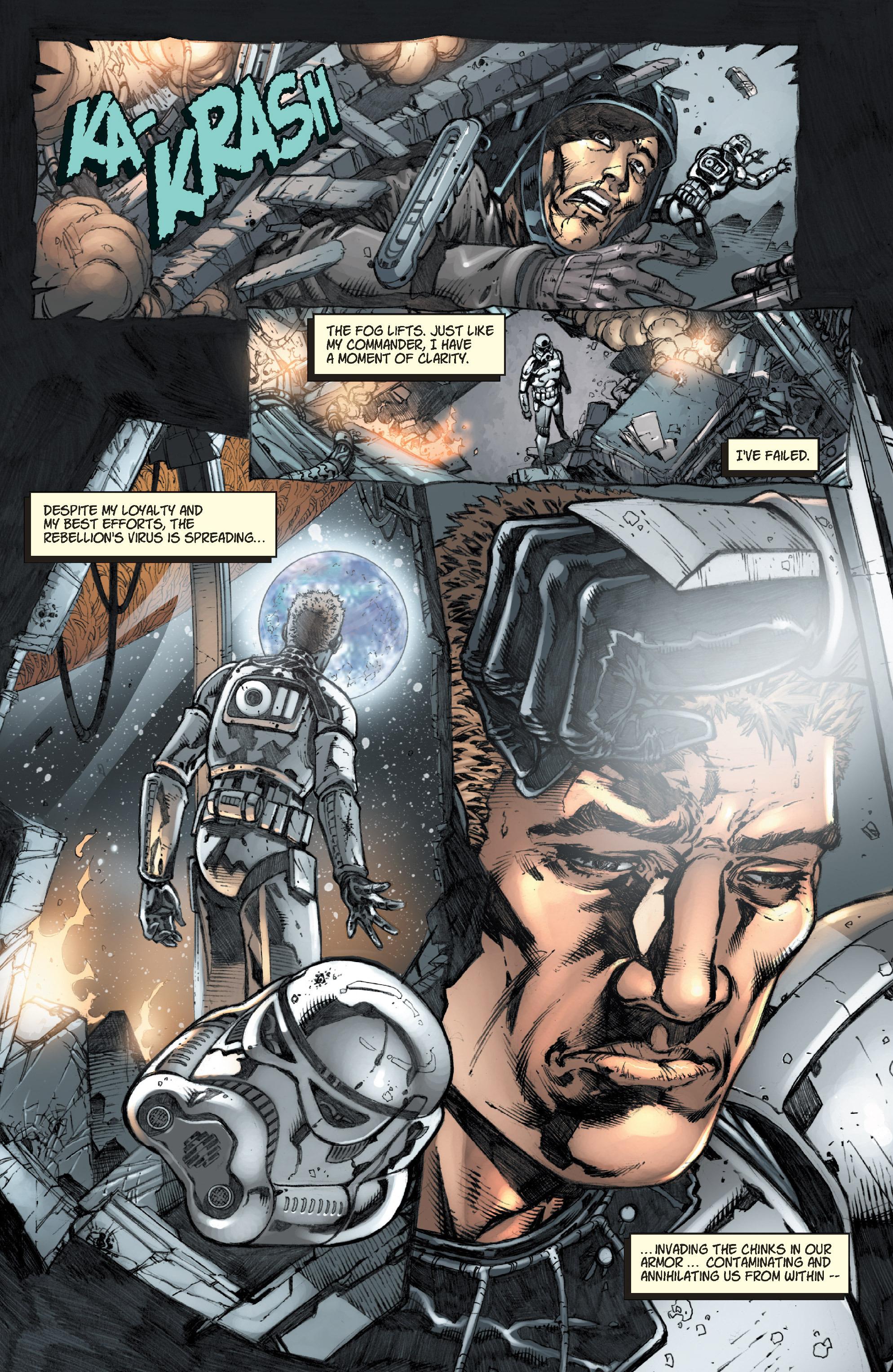 Read online Star Wars Omnibus comic -  Issue # Vol. 17 - 213