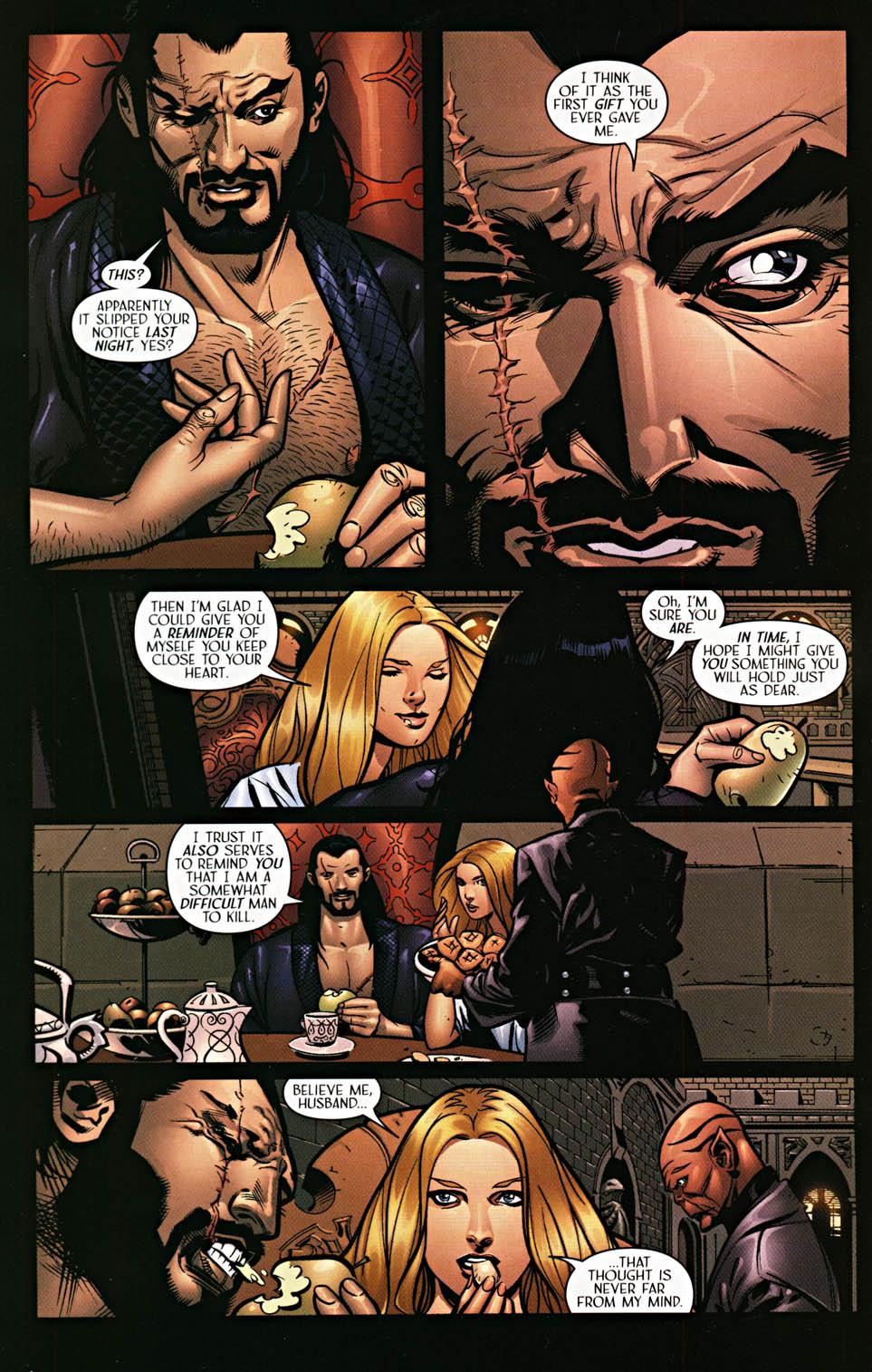 Read online Scion comic -  Issue #37 - 6
