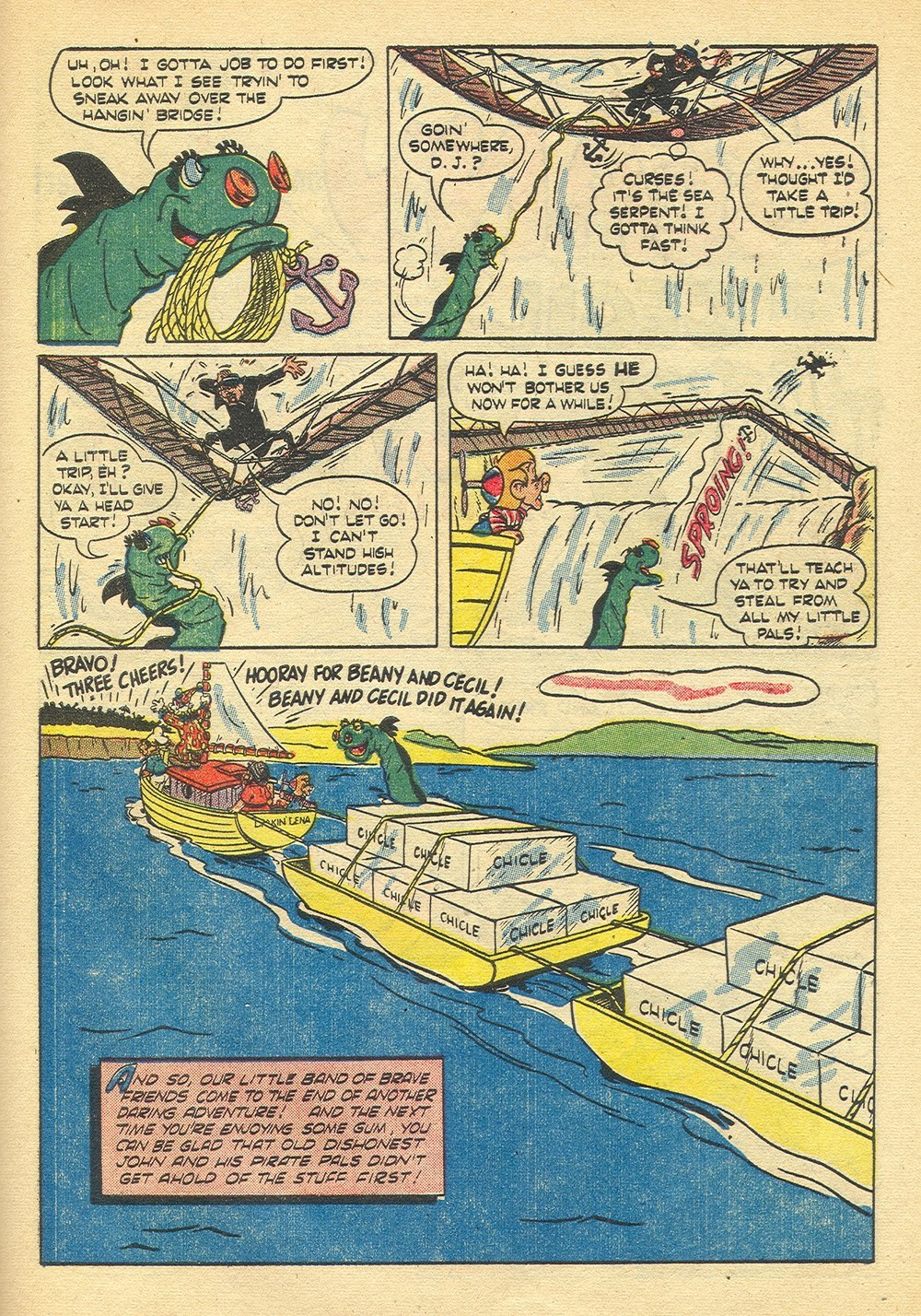 Four Color Comics issue 635 - Page 27