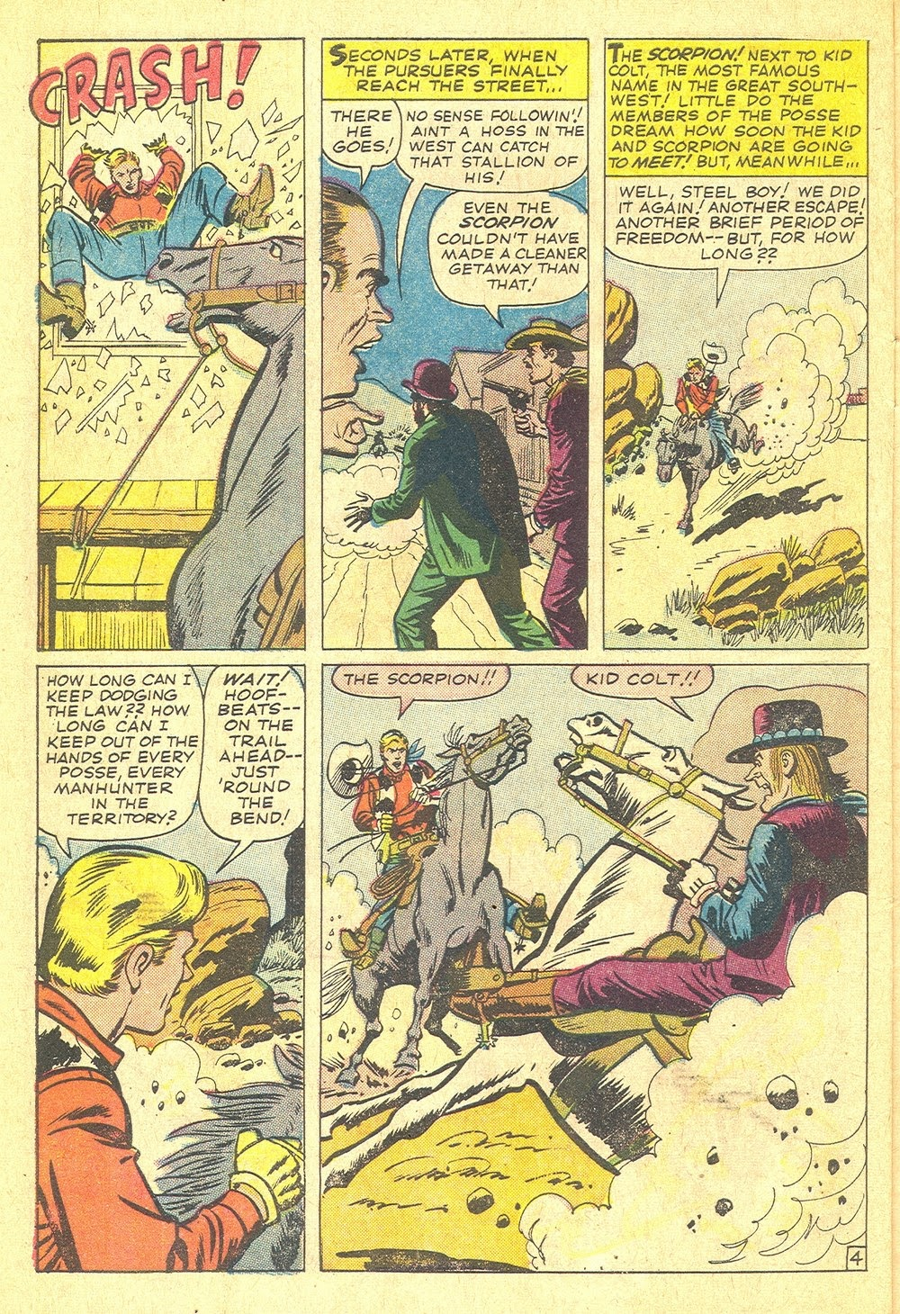 Kid Colt Outlaw issue 115 - Page 6