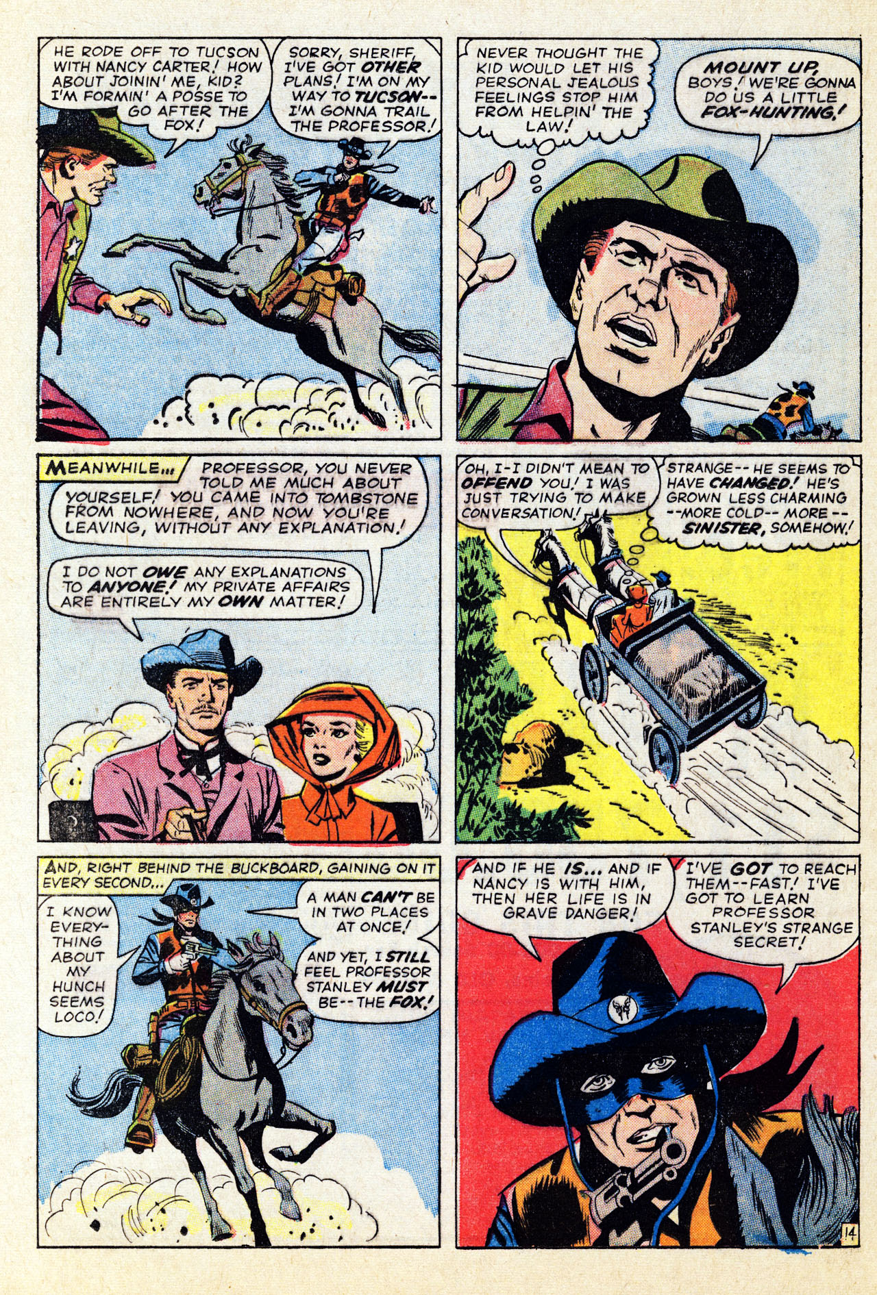 Read online Two-Gun Kid comic -  Issue #67 - 20