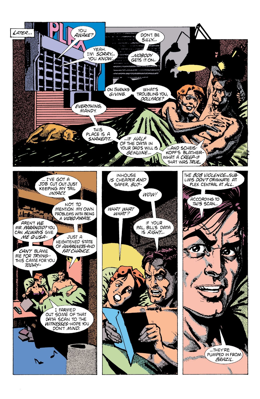 American Flagg! issue Definitive Collection (Part 2) - Page 23