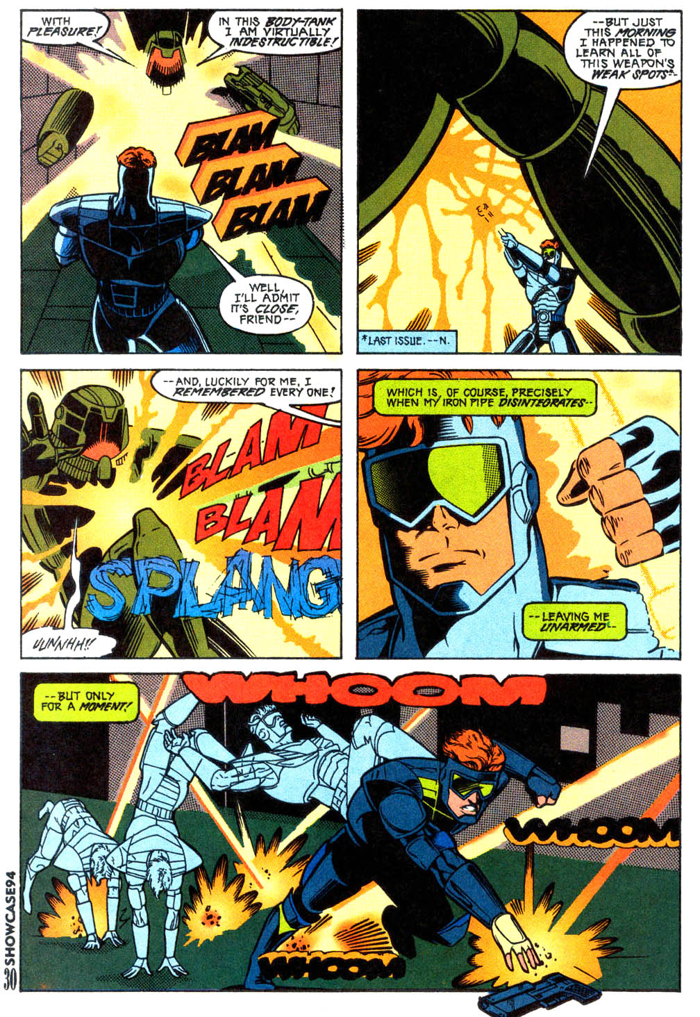 Read online Showcase '94 comic -  Issue #2 - 26