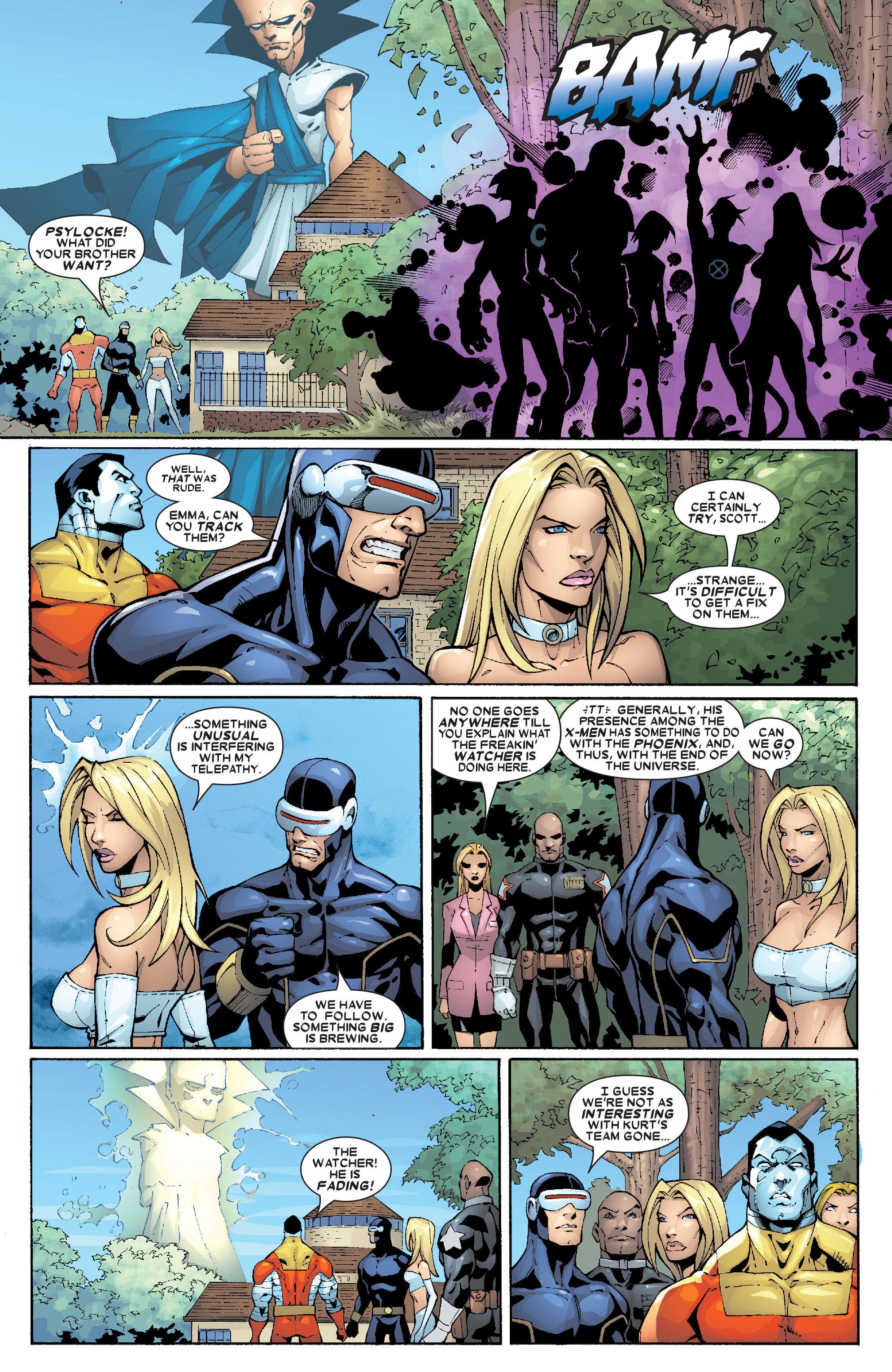 Uncanny X-Men (1963) 473 Page 4