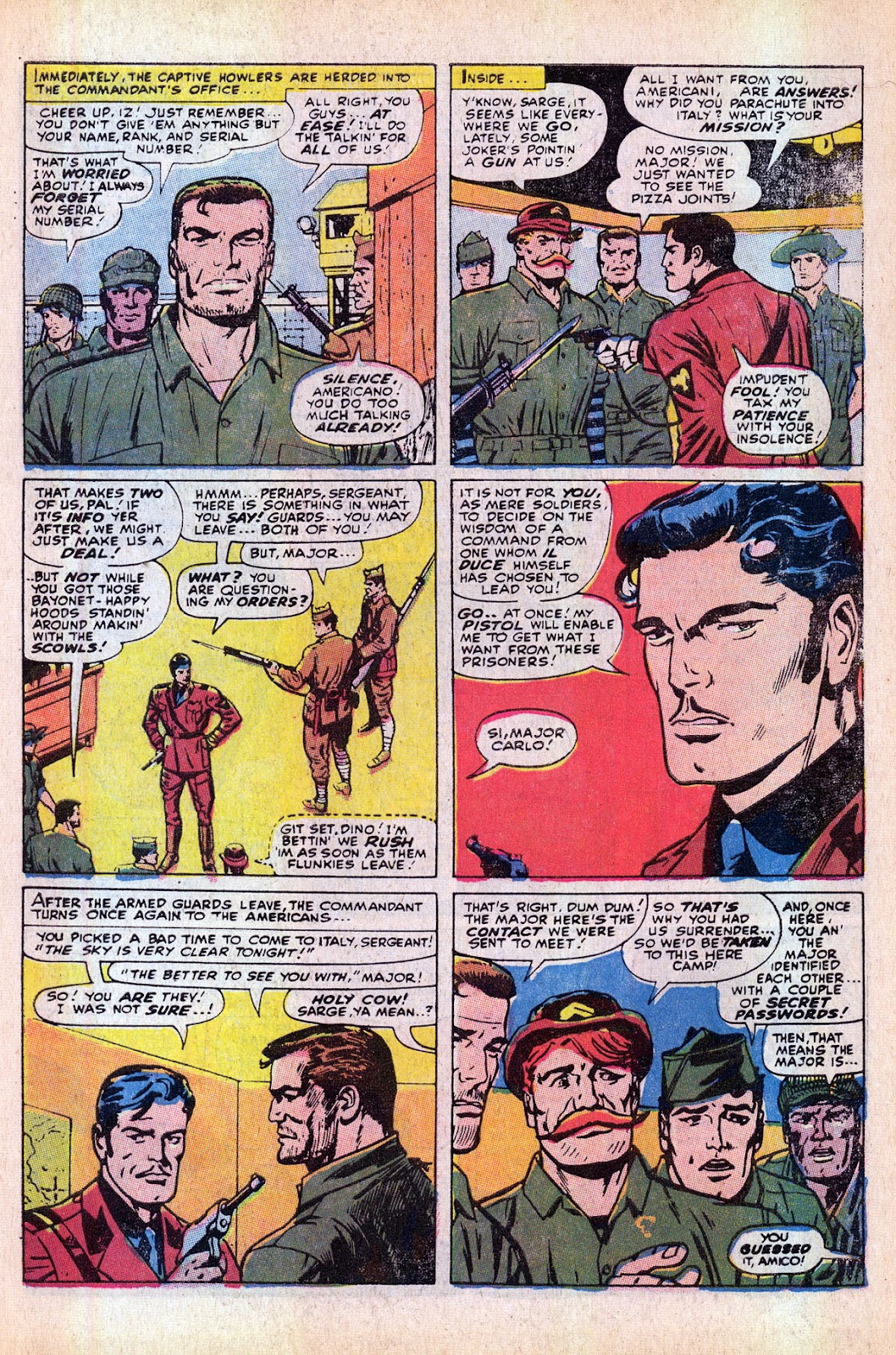 Sgt. Fury issue _Special_7 - Page 29