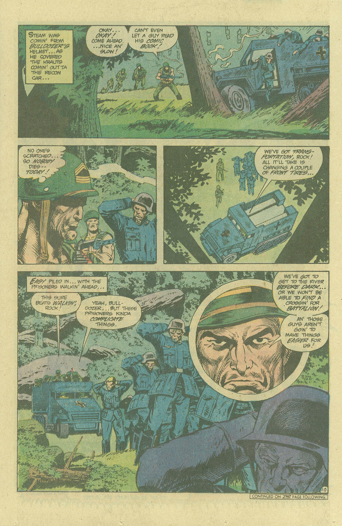 Read online Sgt. Rock comic -  Issue #394 - 12