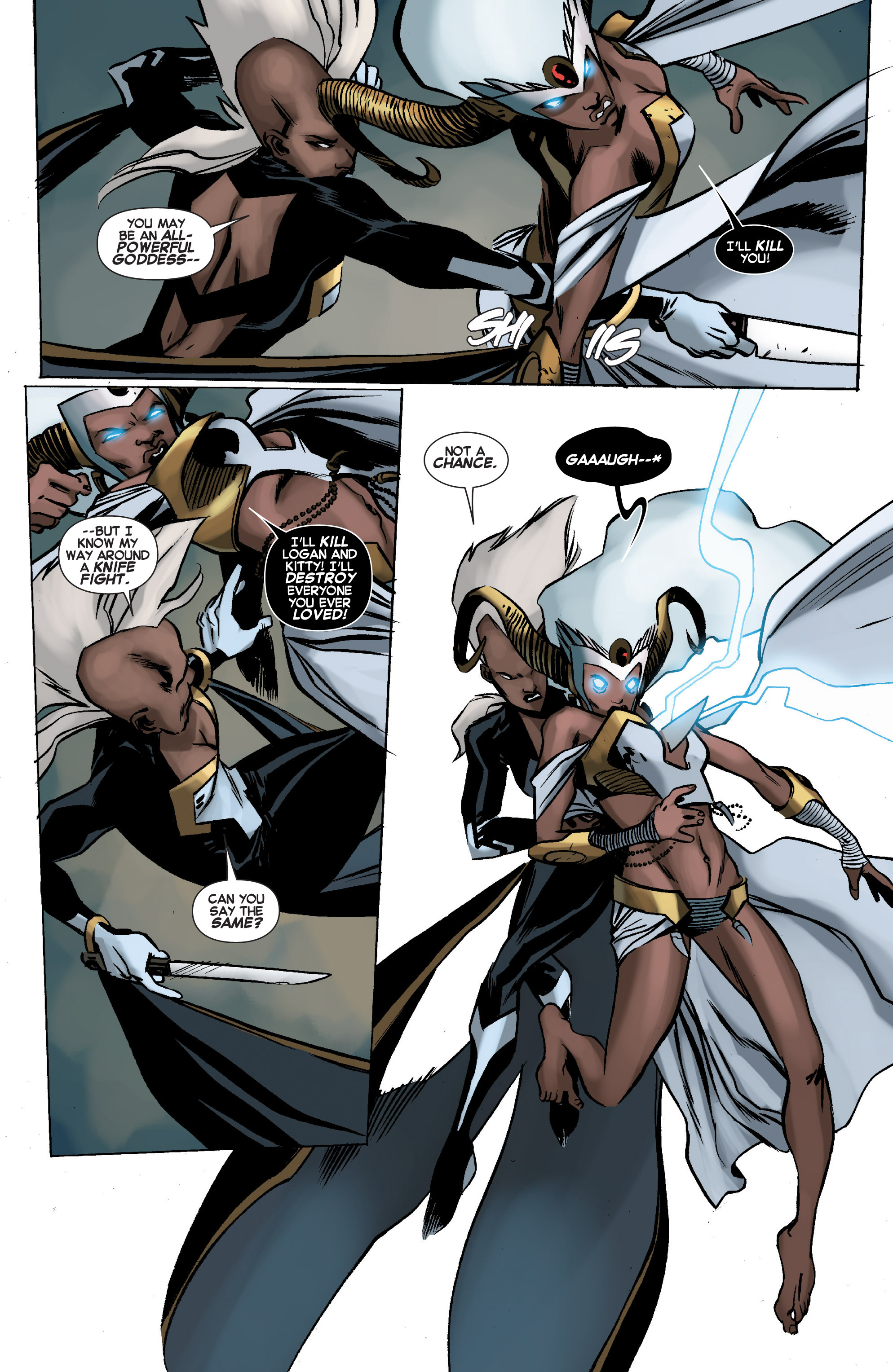 Read online Uncanny X-Force (2013) comic -  Issue #11 - 14